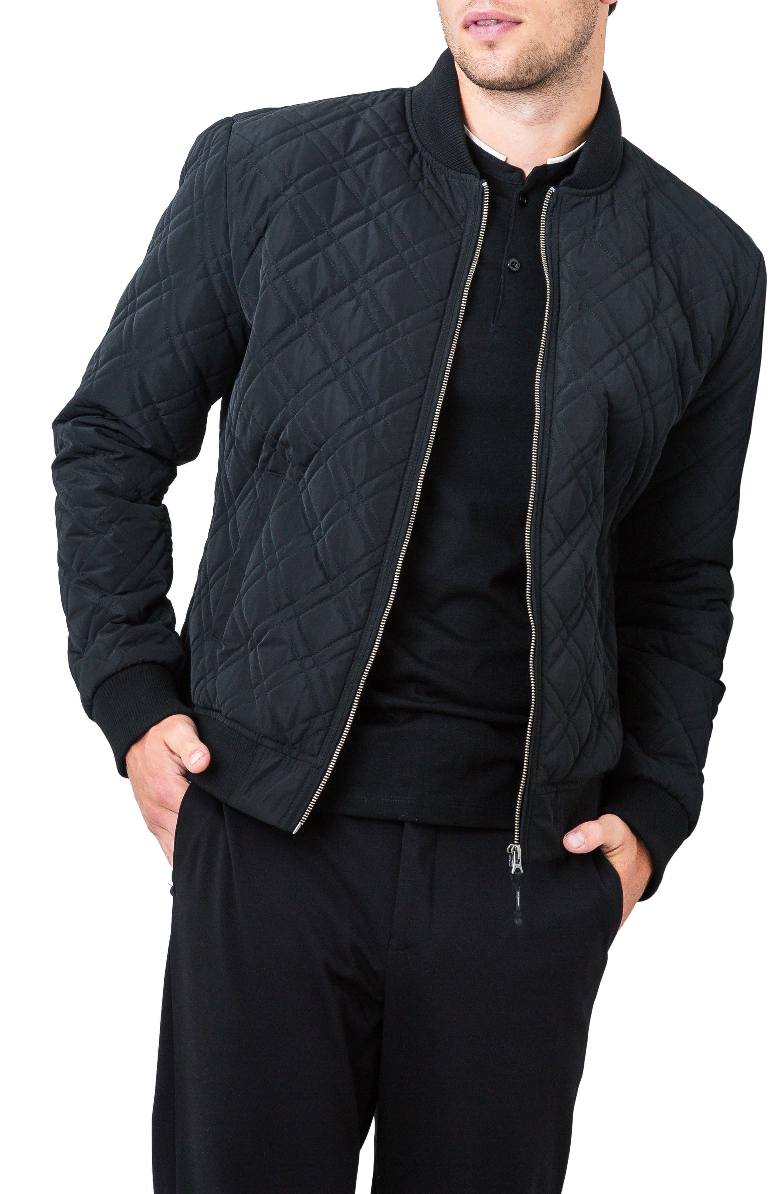 Arca Quilt Jacket,                             Main thumbnail 1, color,                             001