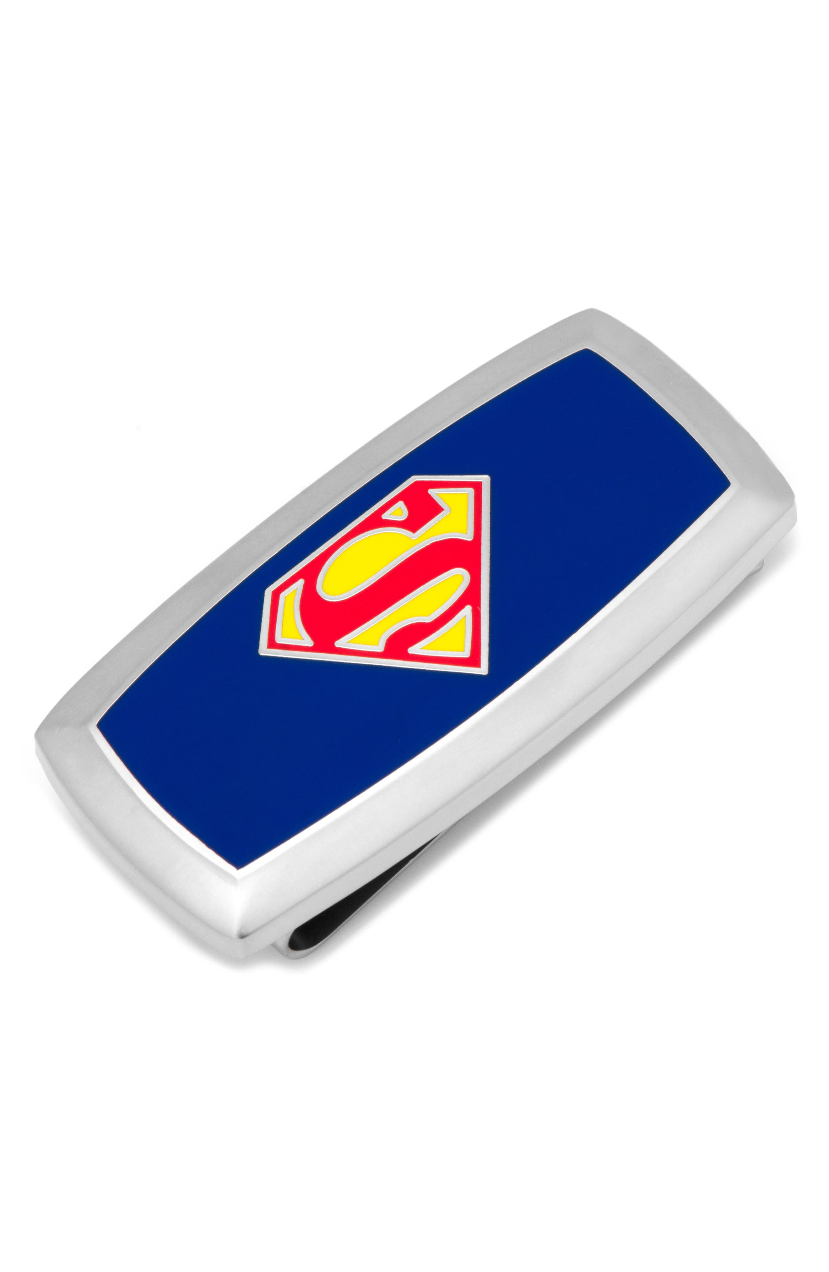 DC Comics Money Clip,                         Main,                         color, SUPERMAN