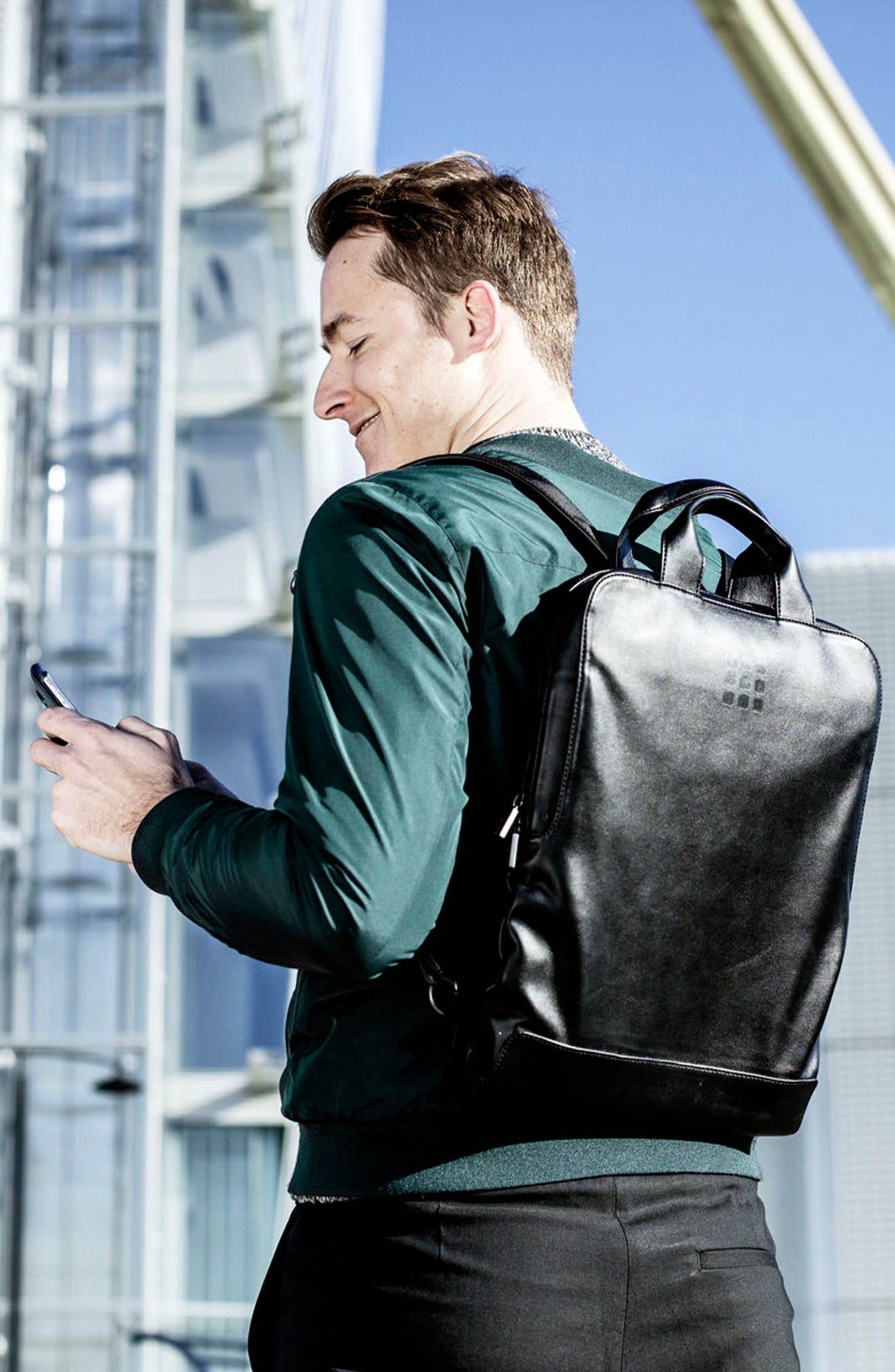 Classic Device Backpack,                             Alternate thumbnail 4, color,                             001