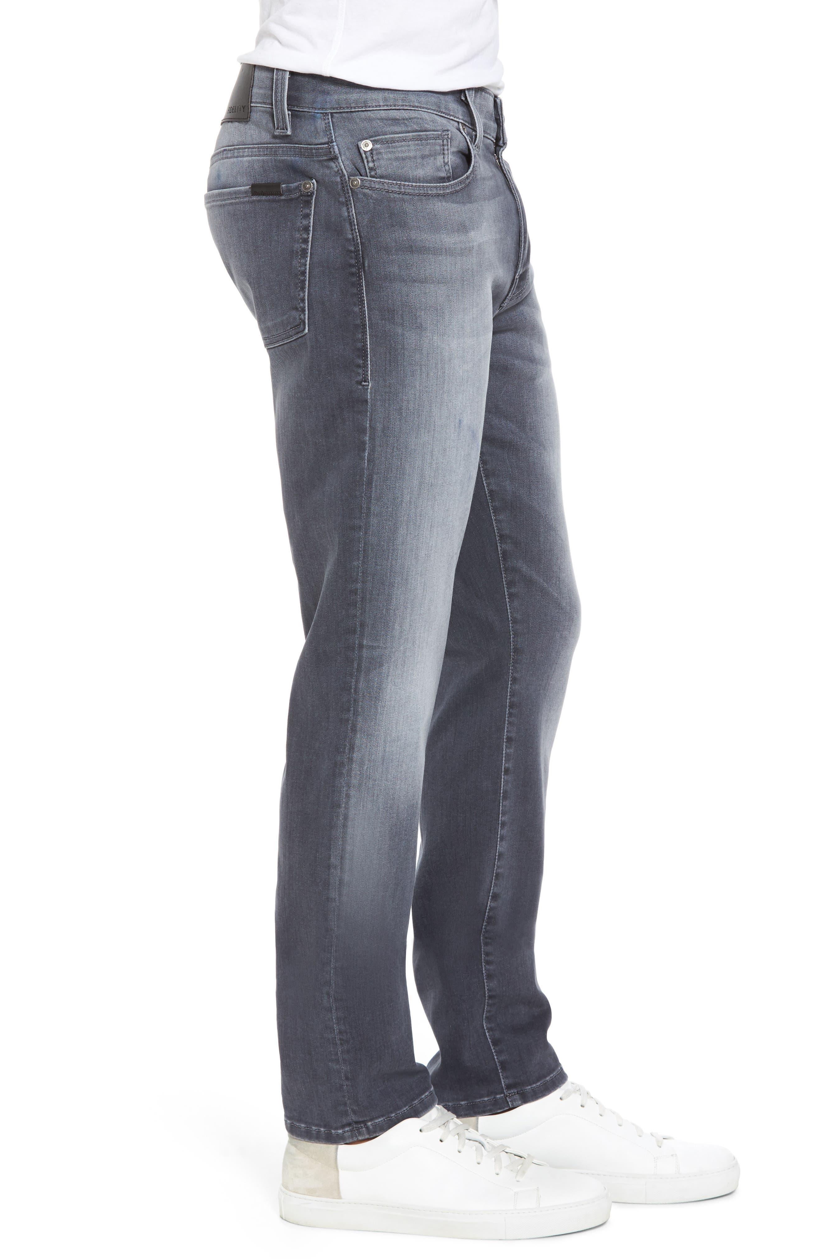 Torino Slim Fit Jeans,                             Alternate thumbnail 3, color,                             020