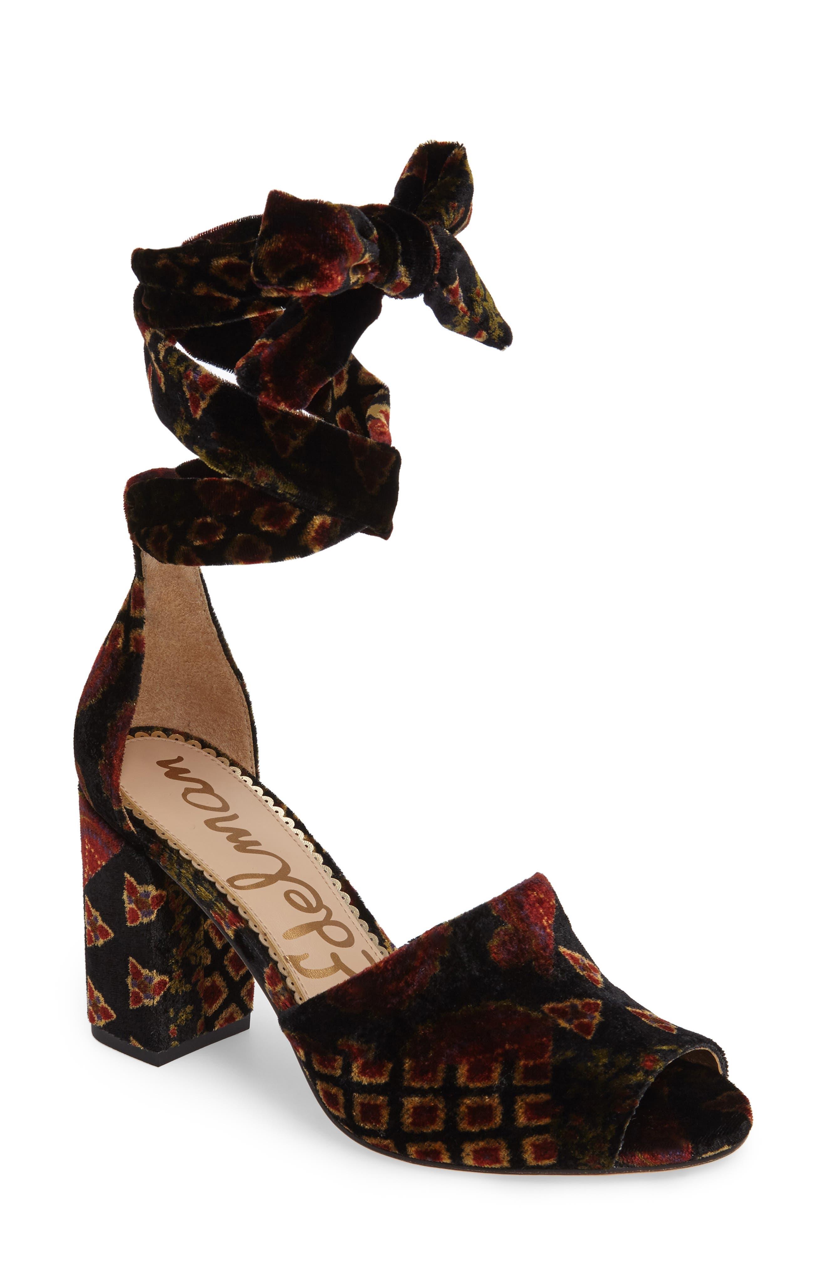 Odele Sandal,                         Main,                         color, 001