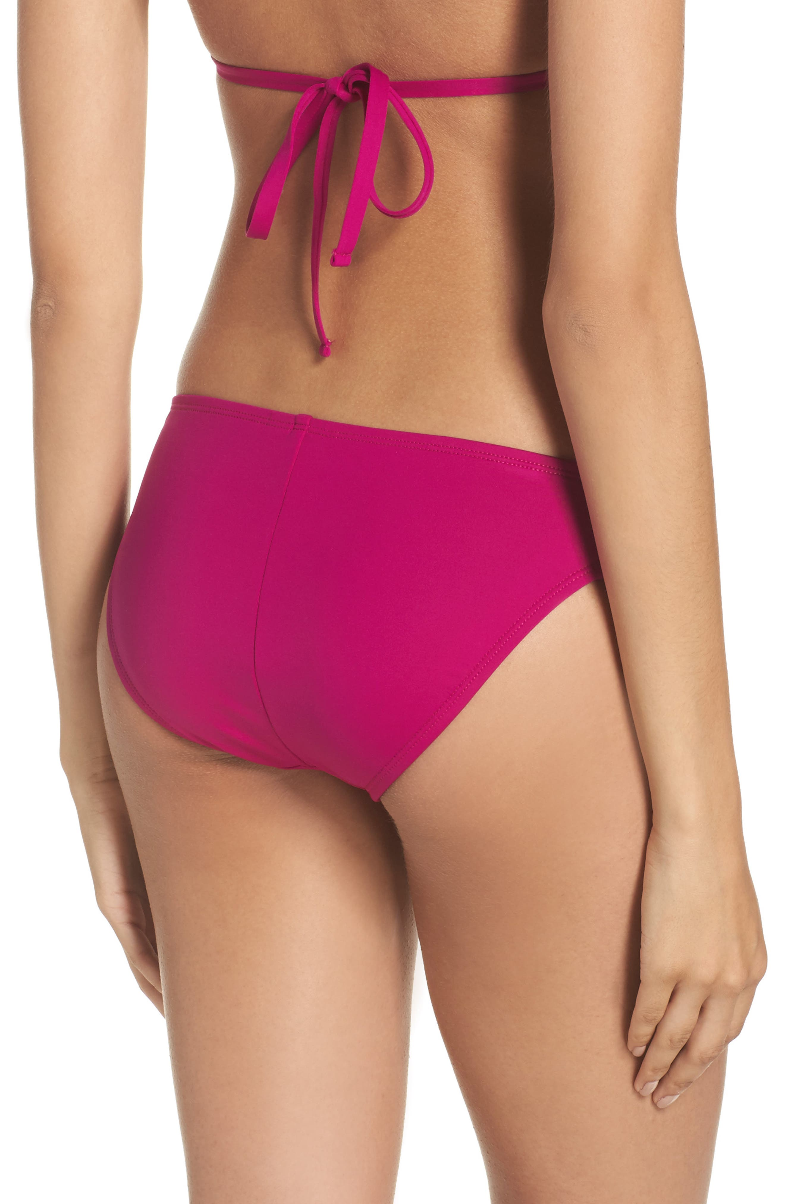 Island Goddess Hipster Bikini Bottoms,                             Alternate thumbnail 34, color,