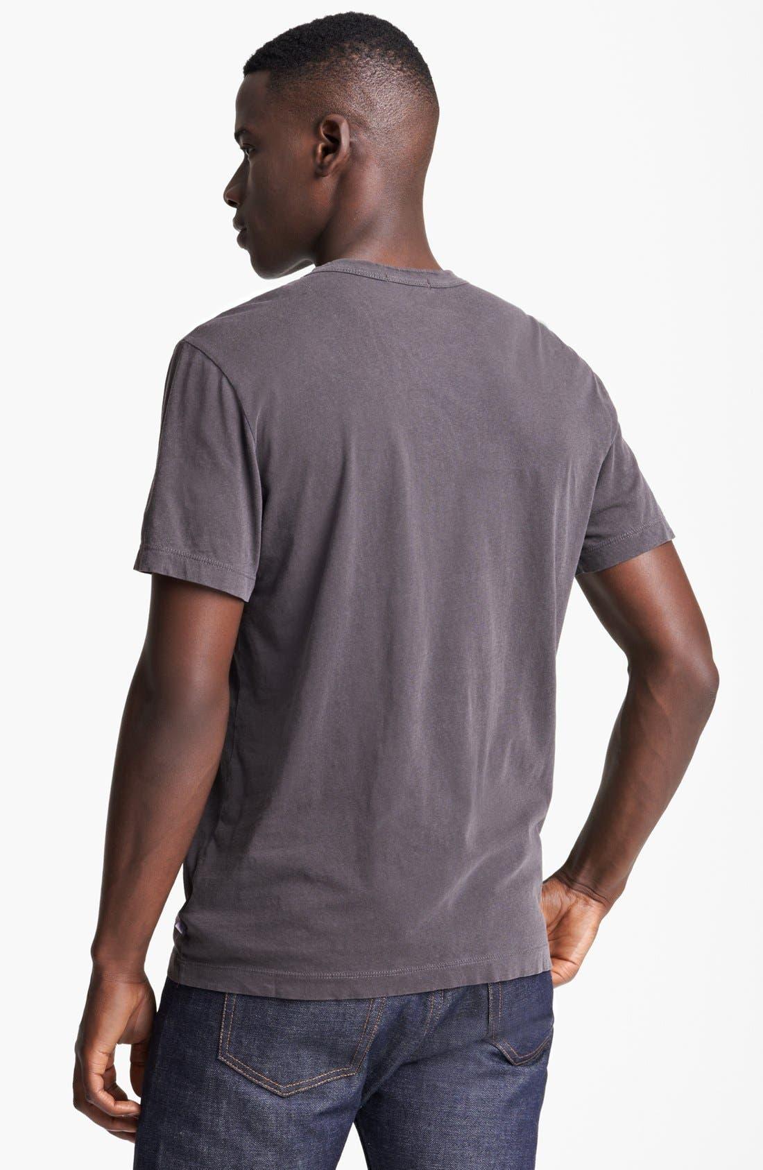 Crewneck Jersey T-Shirt,                             Alternate thumbnail 346, color,