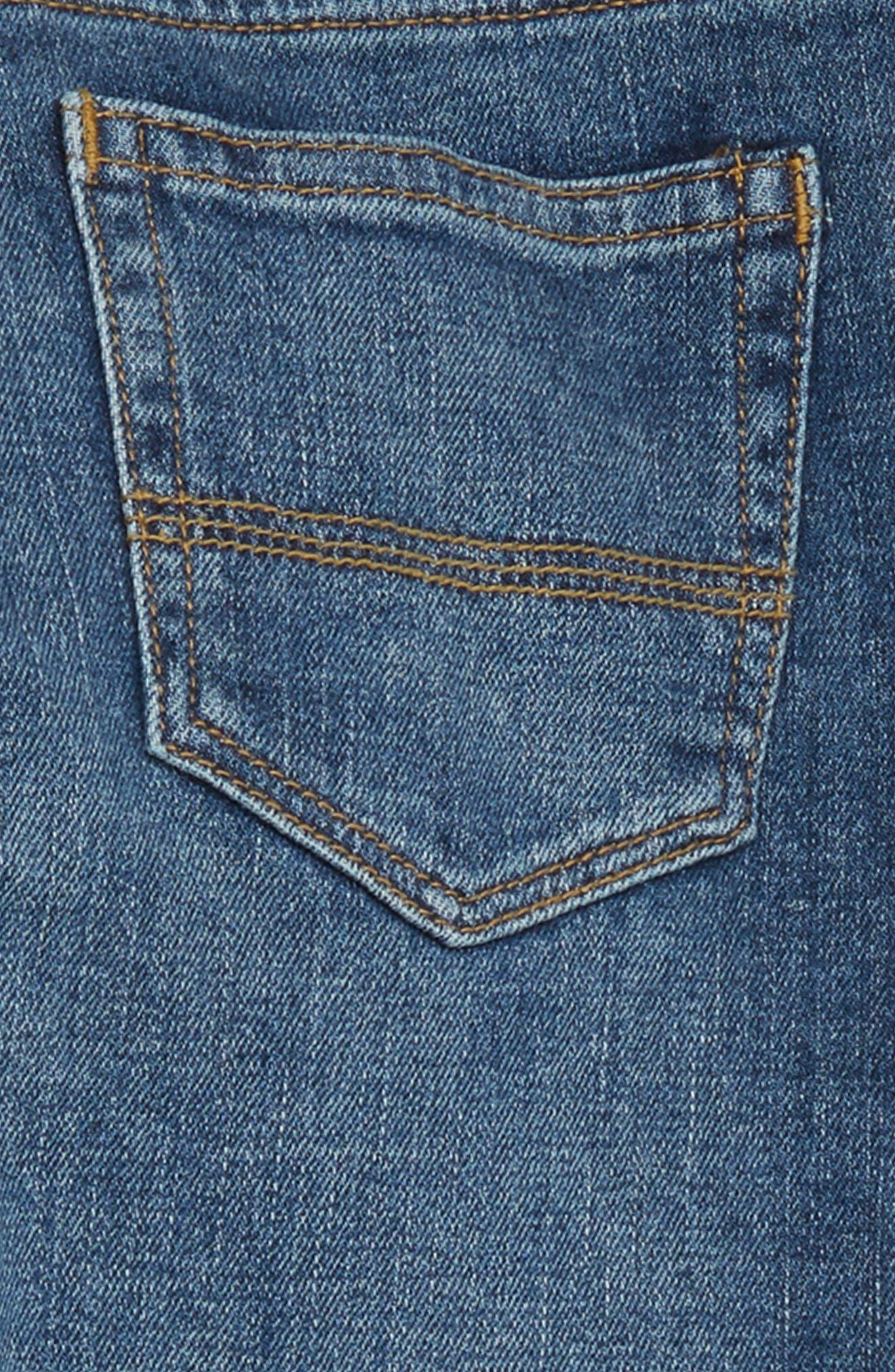 Slouch Jeans,                             Alternate thumbnail 3, color,                             MEDIUM WASH