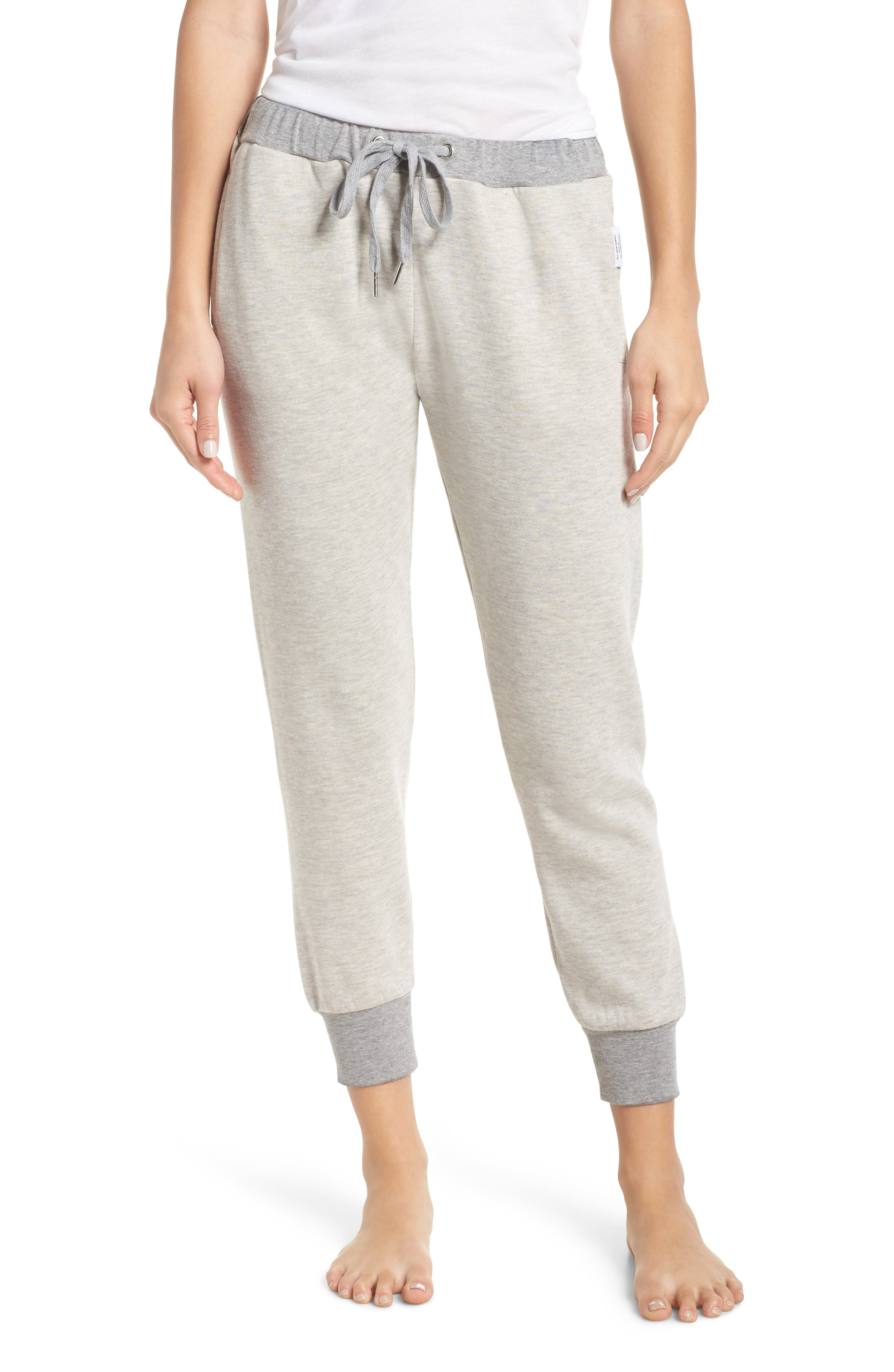 THE LAUNDRY ROOM Lounge Pants in Pebble Heather