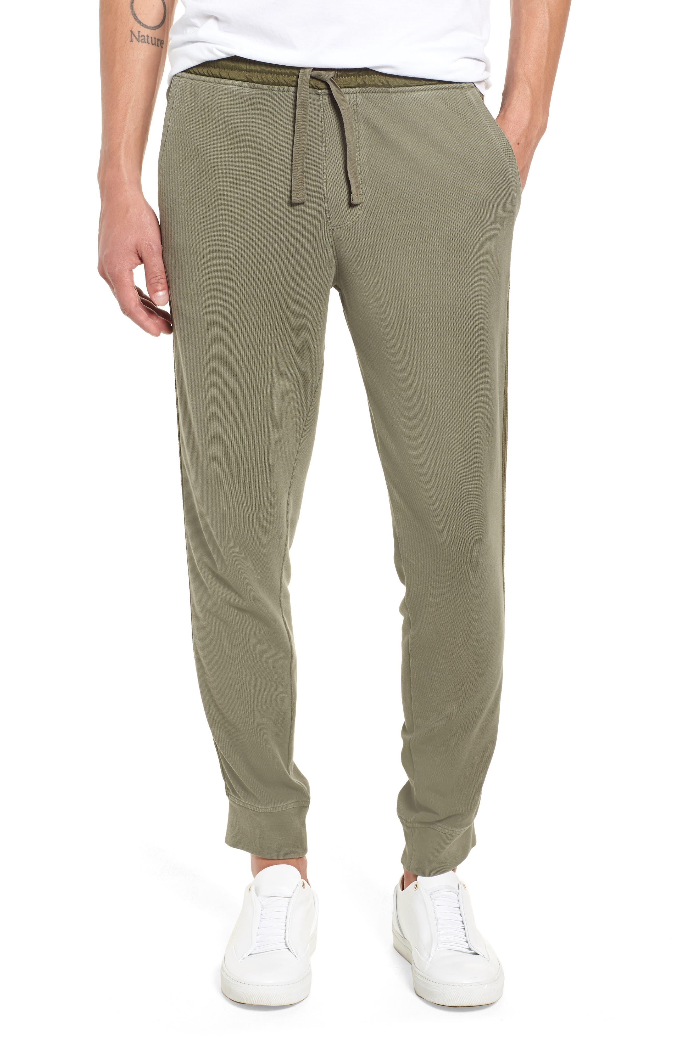 Chroma Wash Regular Fit Piqué Pants,                             Main thumbnail 1, color,                             331