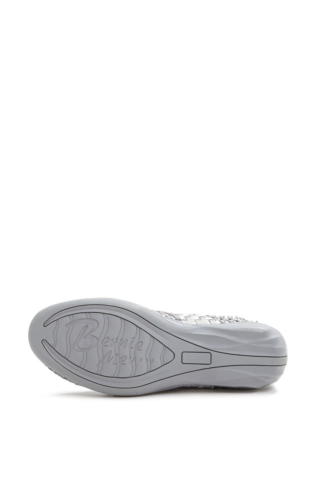 'Cuddly' Sneaker,                             Alternate thumbnail 2, color,                             SILVER