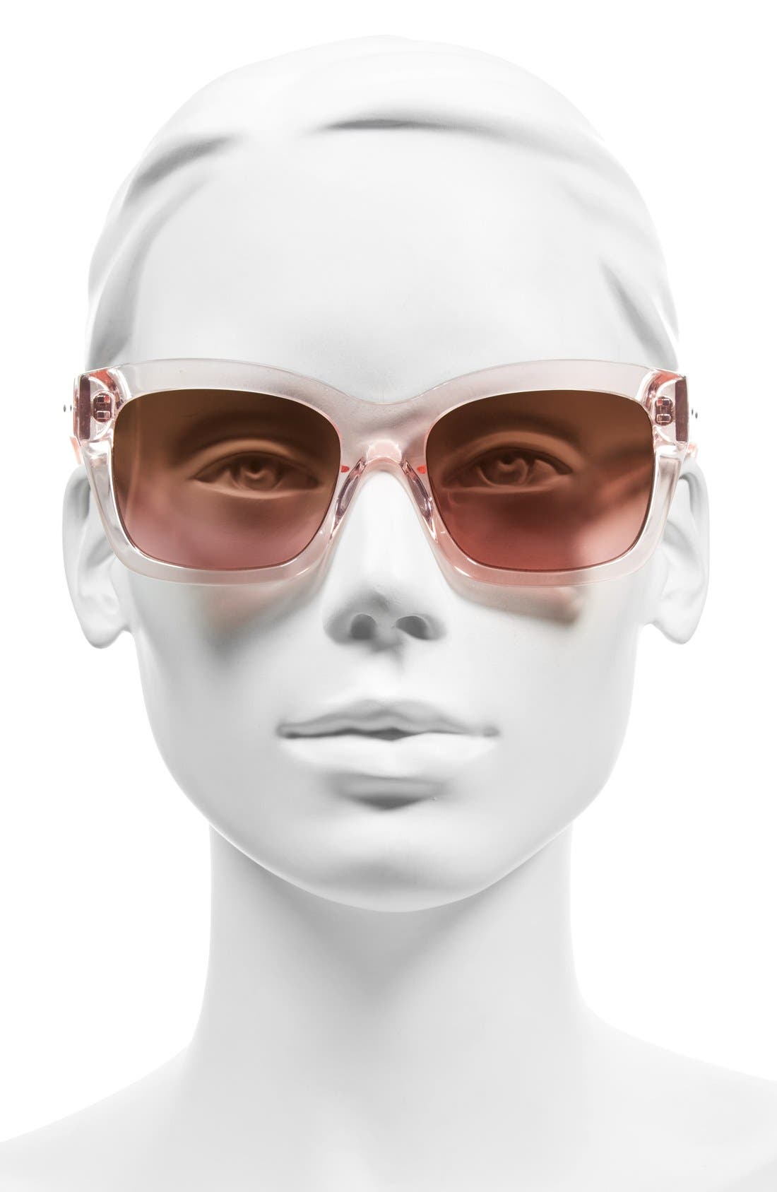 'Ava' 54mm Sunglasses,                             Alternate thumbnail 10, color,