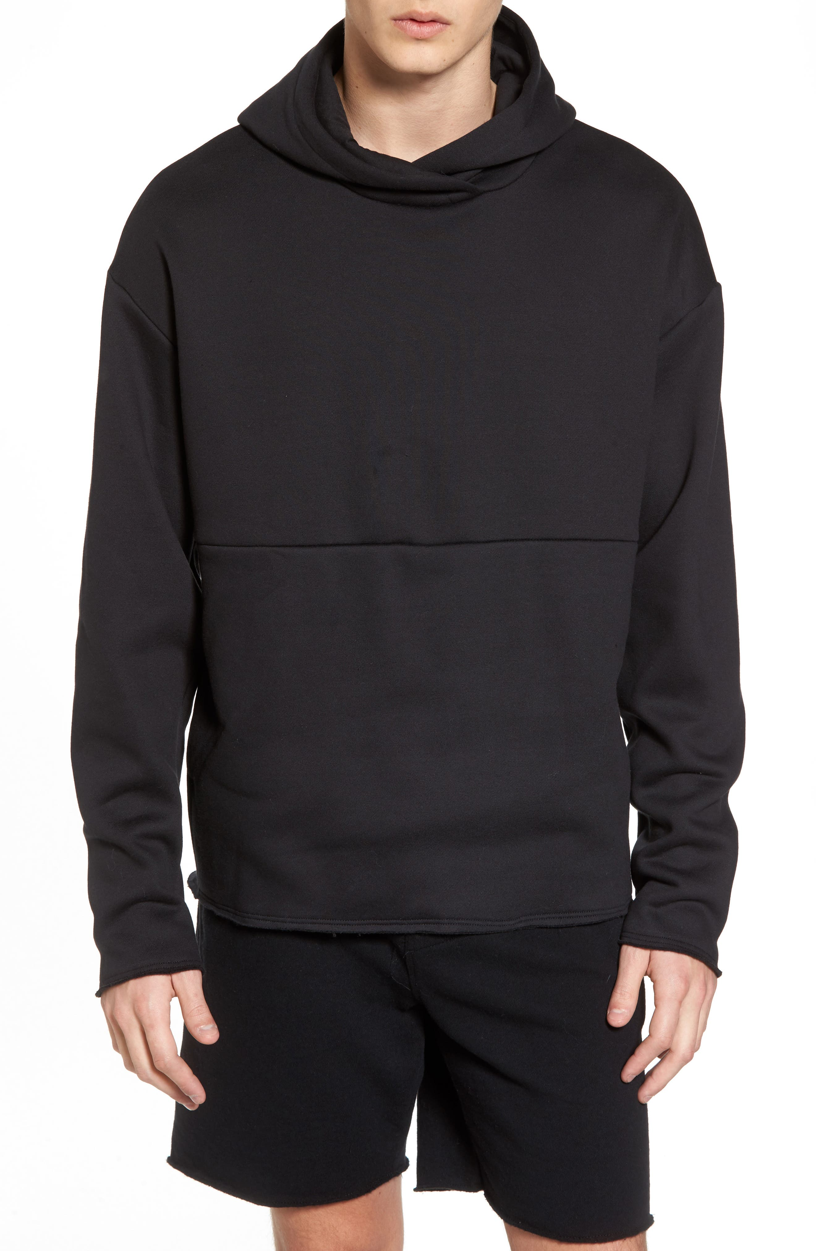 Surf Check Icon Hoodie,                             Main thumbnail 1, color,                             010