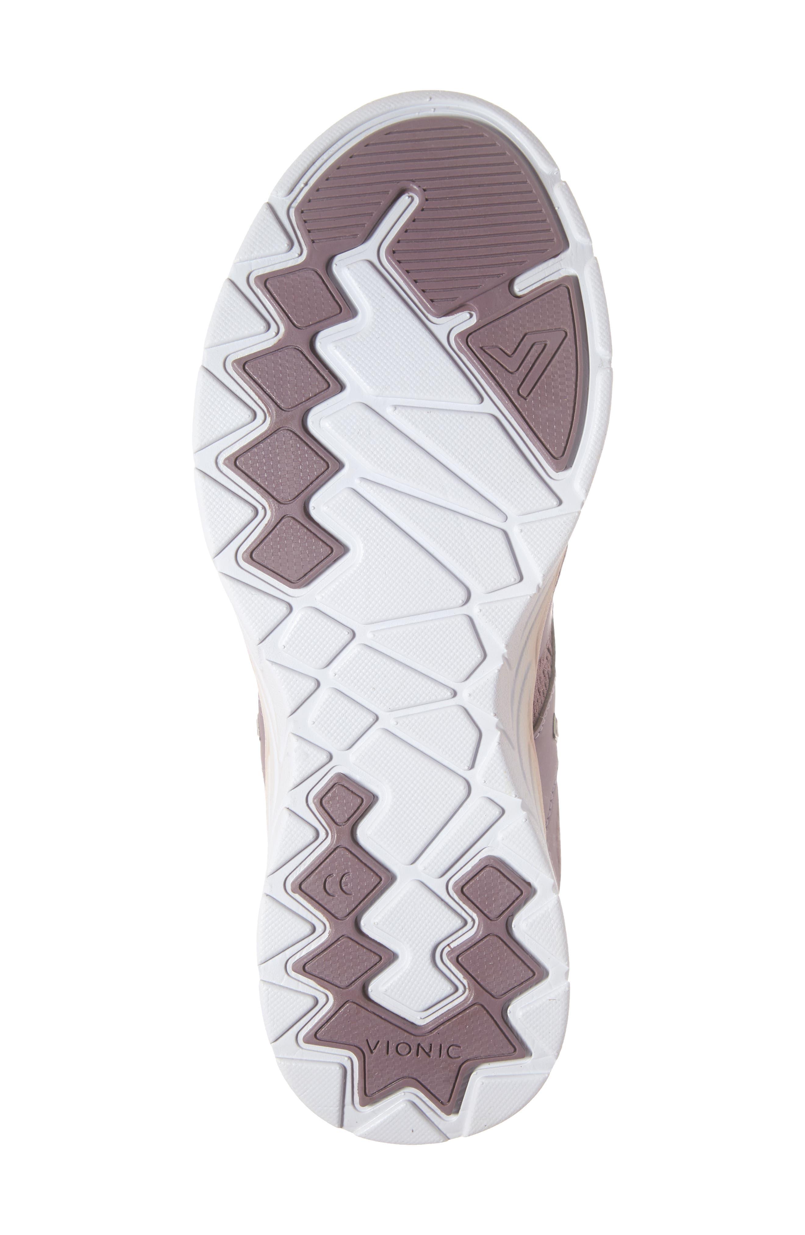 VIONIC,                             Brisk Miles Sneaker,                             Alternate thumbnail 6, color,                             MAUVE
