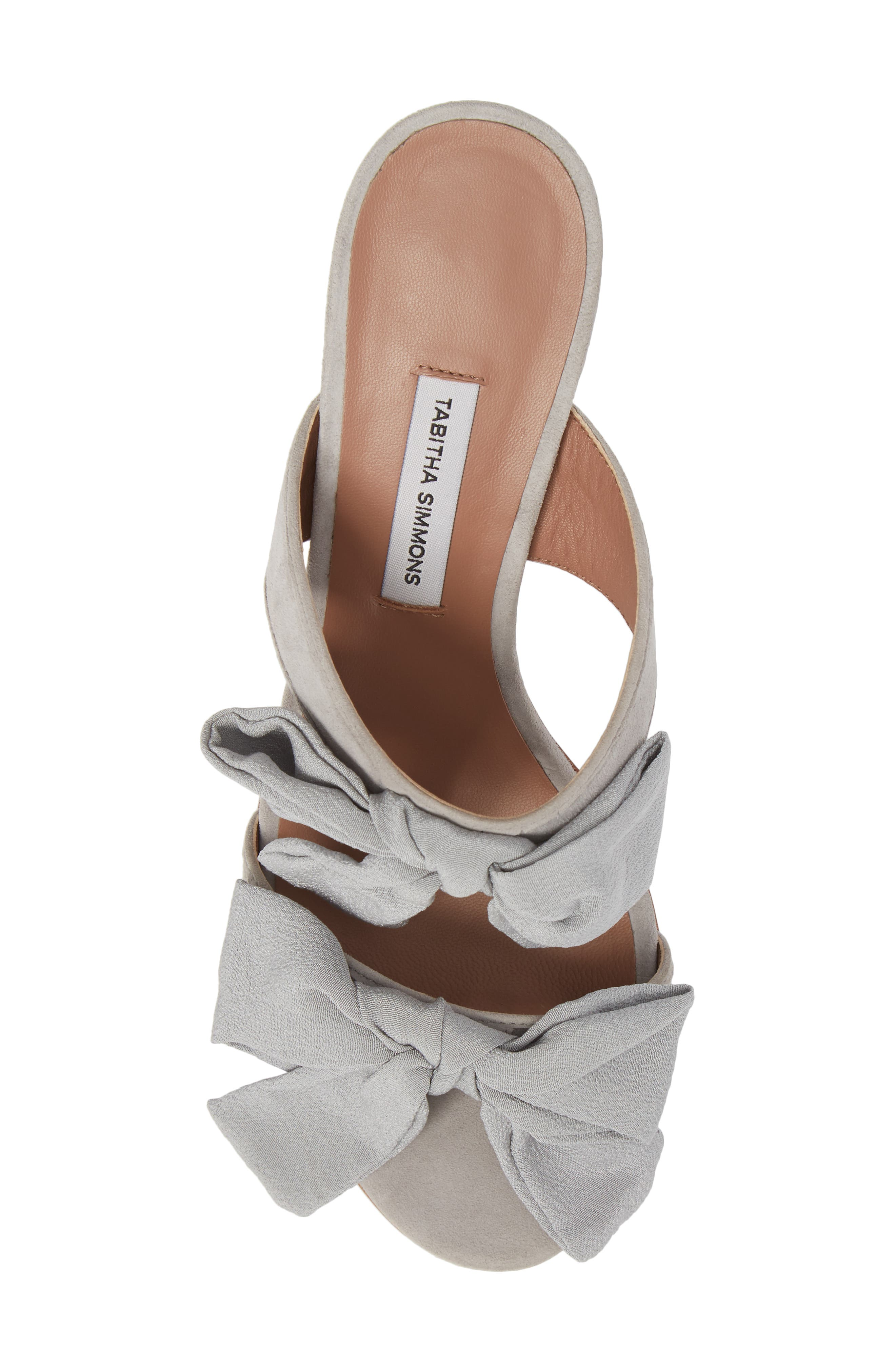 Barbi Bow Sandal,                             Alternate thumbnail 9, color,