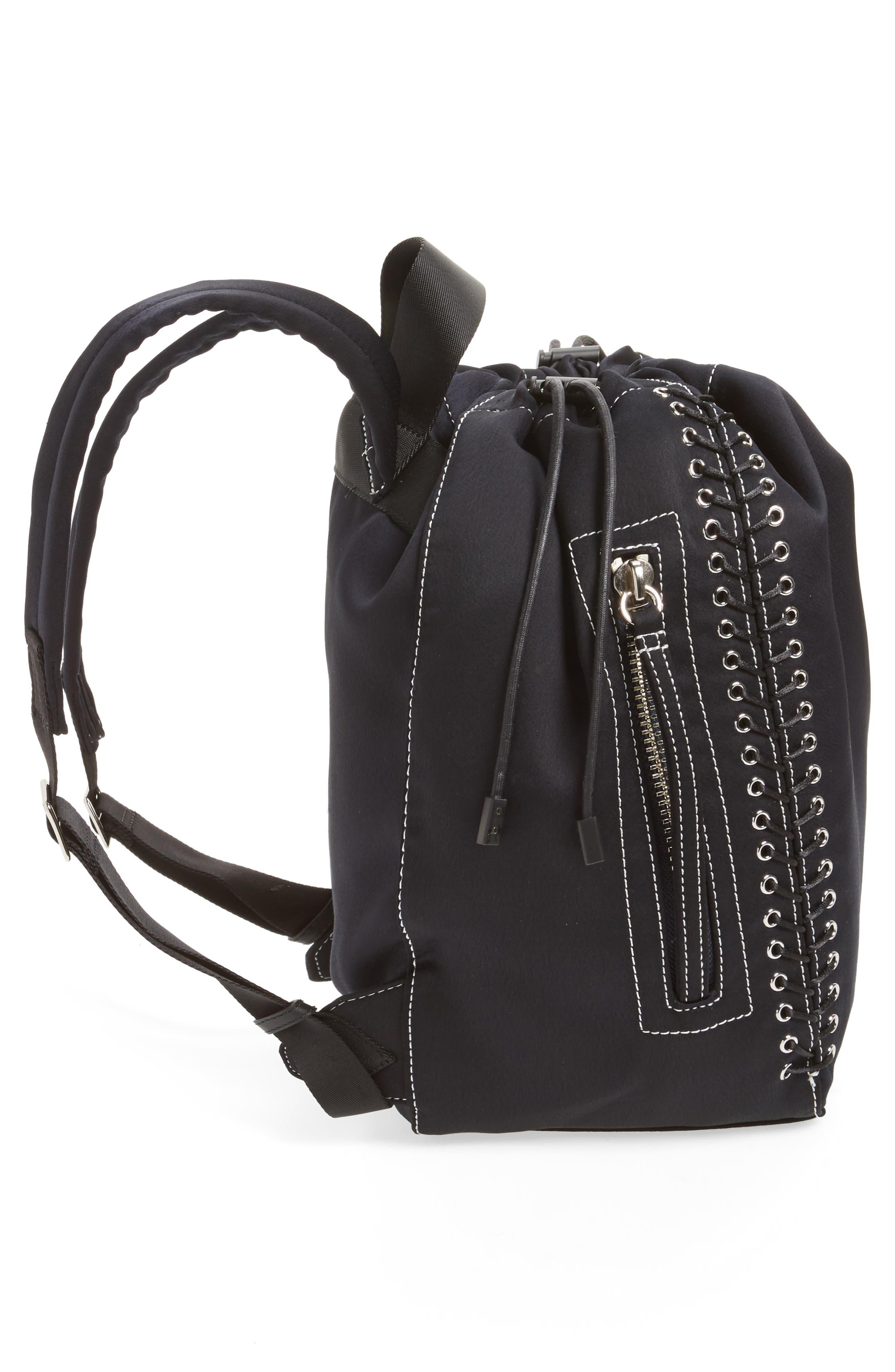 Phillip Lim 3.1 Medium Go-Go Lace-Up Backpack,                             Alternate thumbnail 5, color,                             420