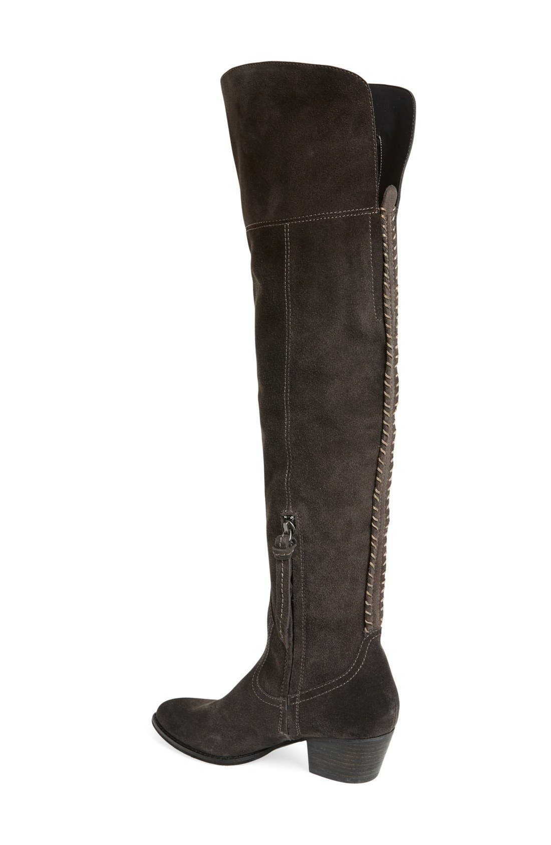 'Silas' Over the Knee Boot,                             Alternate thumbnail 15, color,