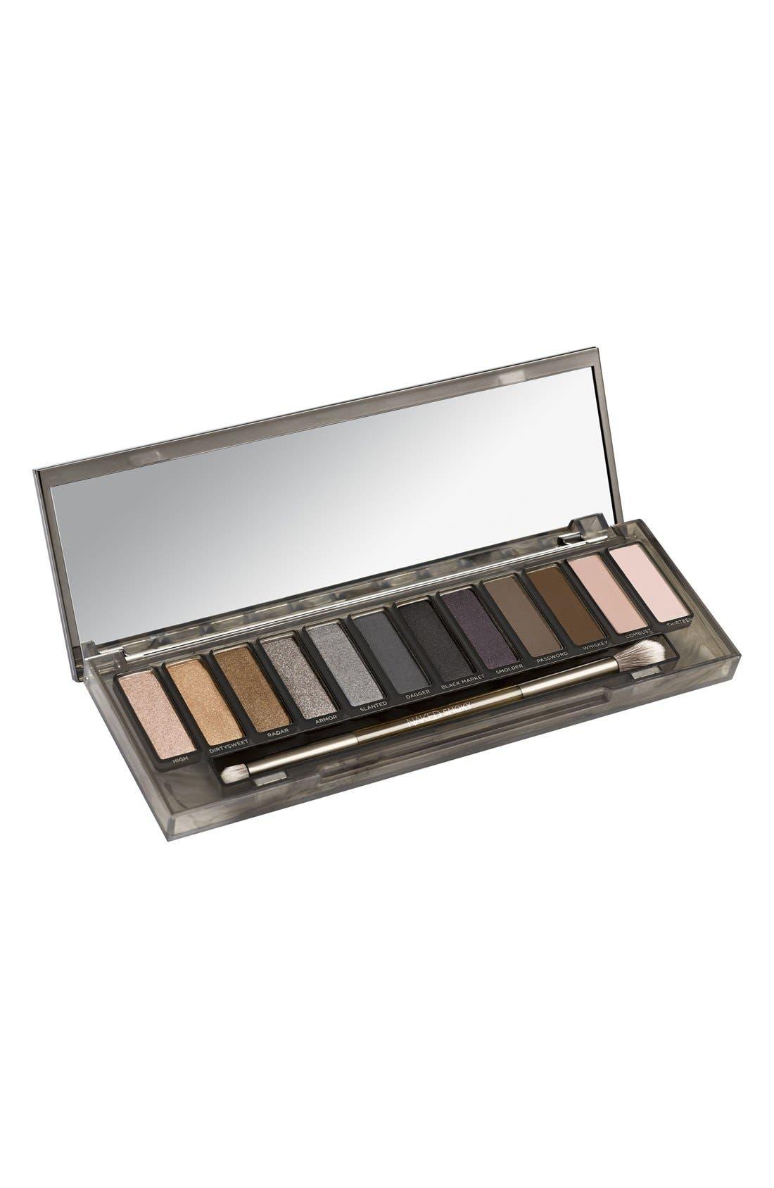 'Naked Smoky' Palette,                         Main,                         color, 000