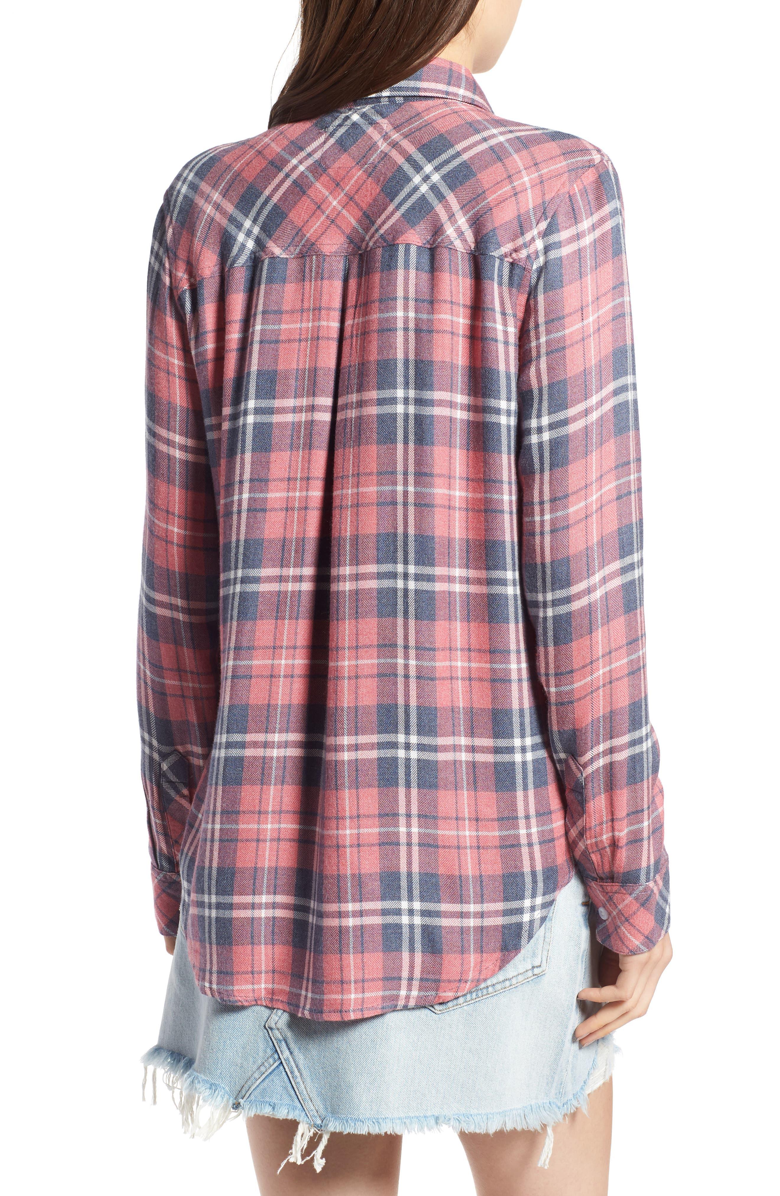 Hunter Plaid Shirt,                             Alternate thumbnail 226, color,
