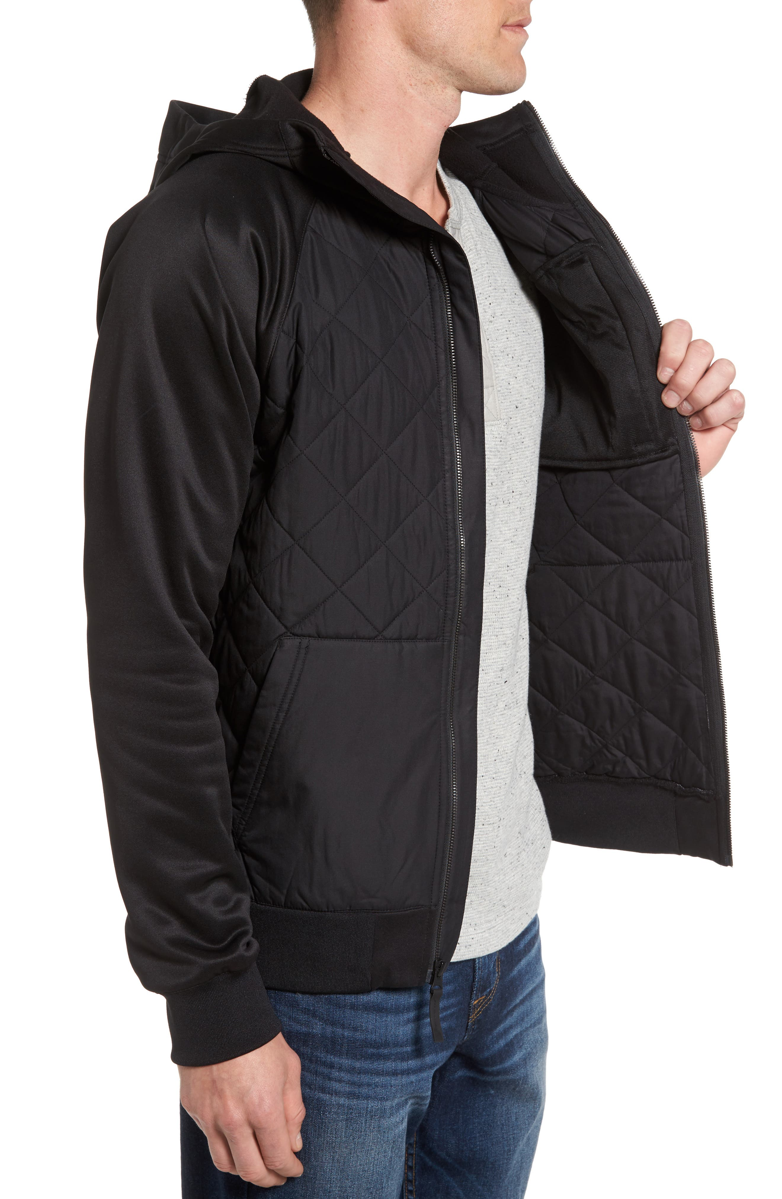 Pilsen Hybrid Jacket,                             Alternate thumbnail 8, color,