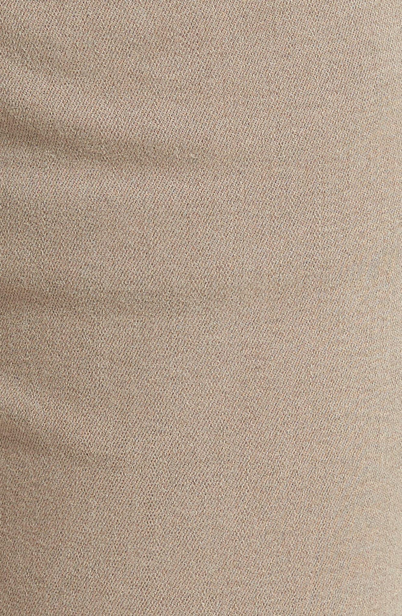 Federal Slim Straight Leg Jeans,                             Alternate thumbnail 5, color,                             VINTAGE MUSHROOM