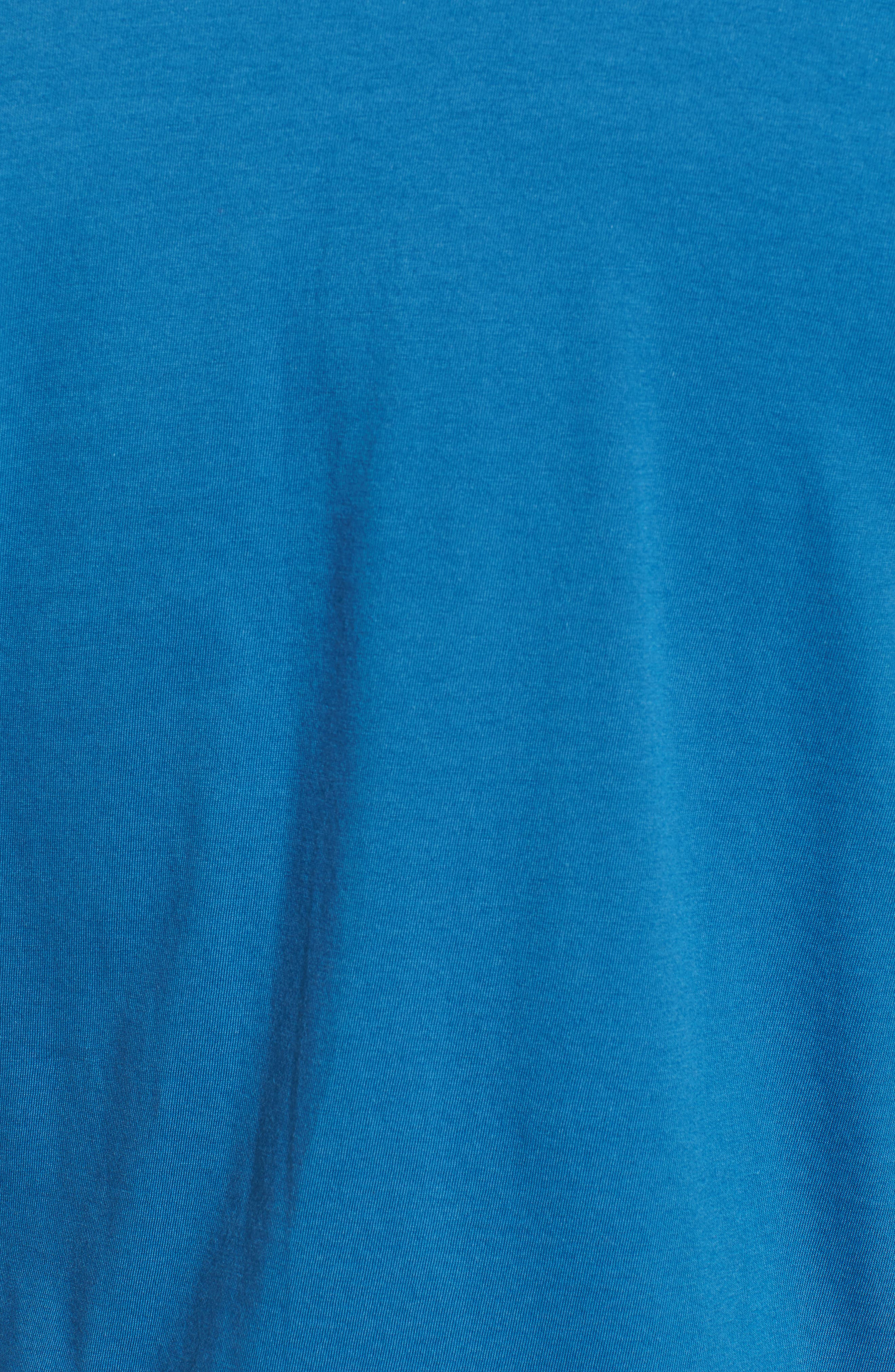 Pho Graphic T-Shirt,                             Alternate thumbnail 5, color,                             AIR FORCE BLUE