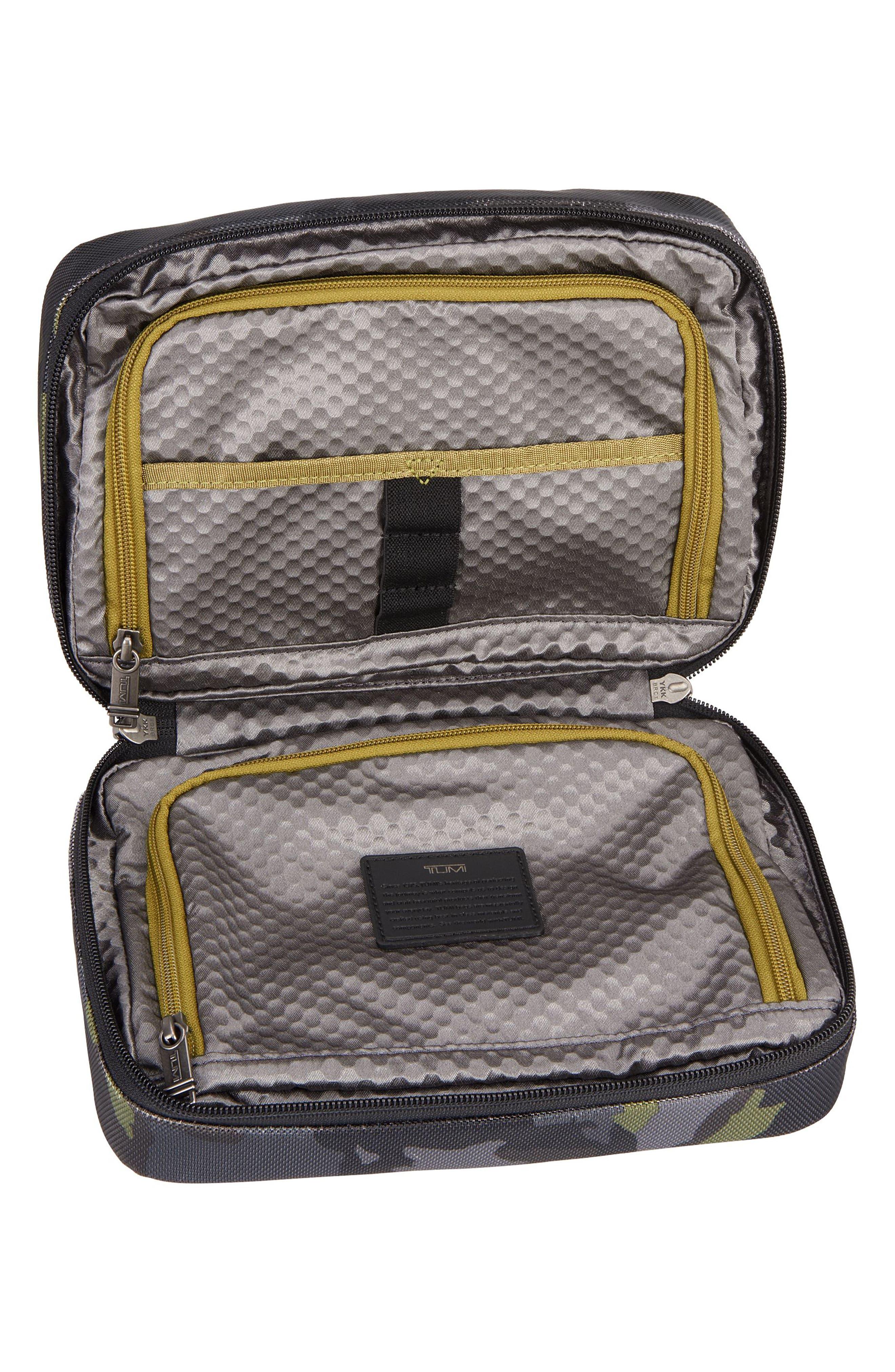 TUMI,                             Alpha Bravo - Reno Travel Kit,                             Alternate thumbnail 3, color,                             314