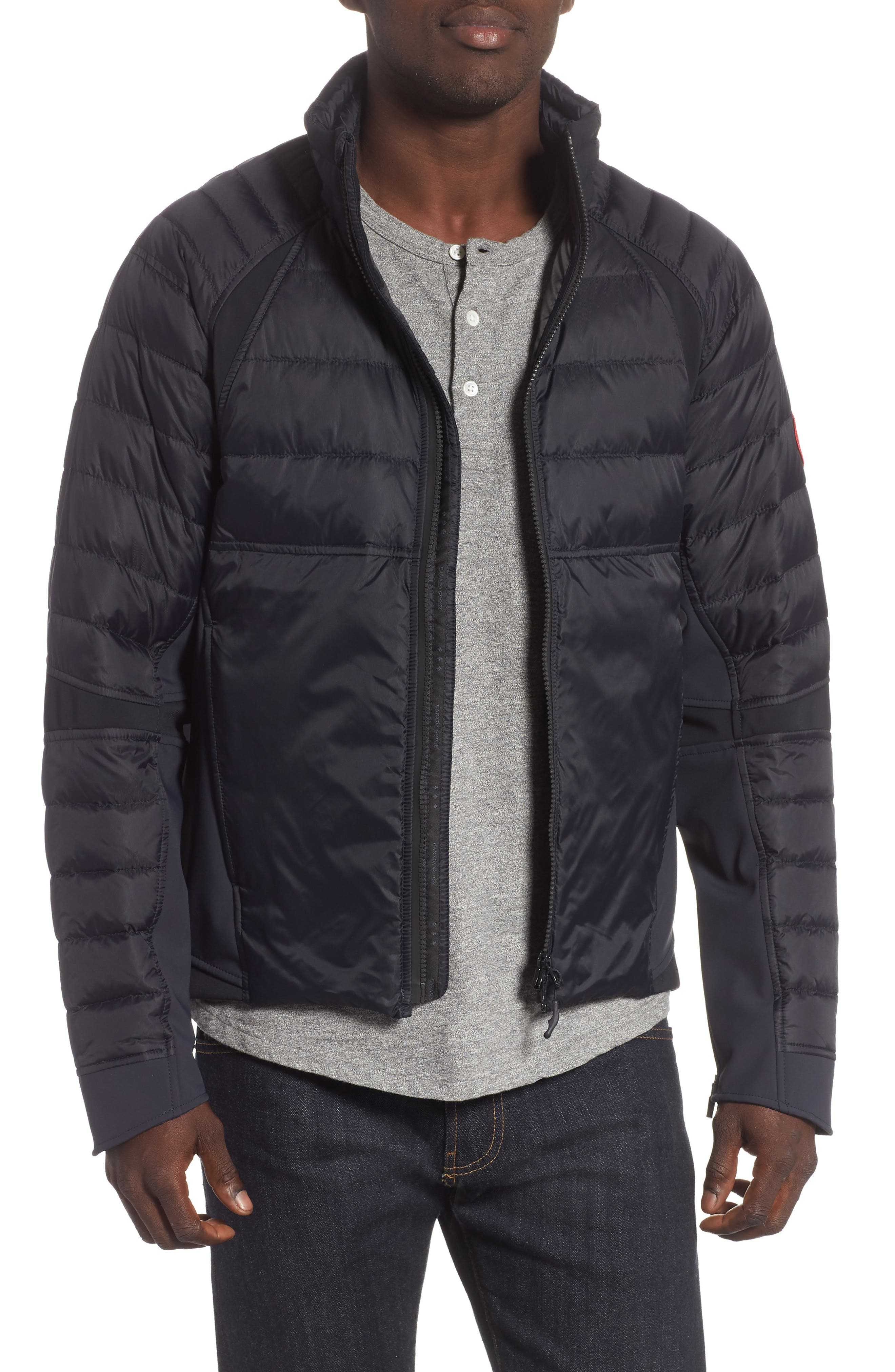 Canada Goose Hybridge Perren Slim Fit Packable Down Jacket