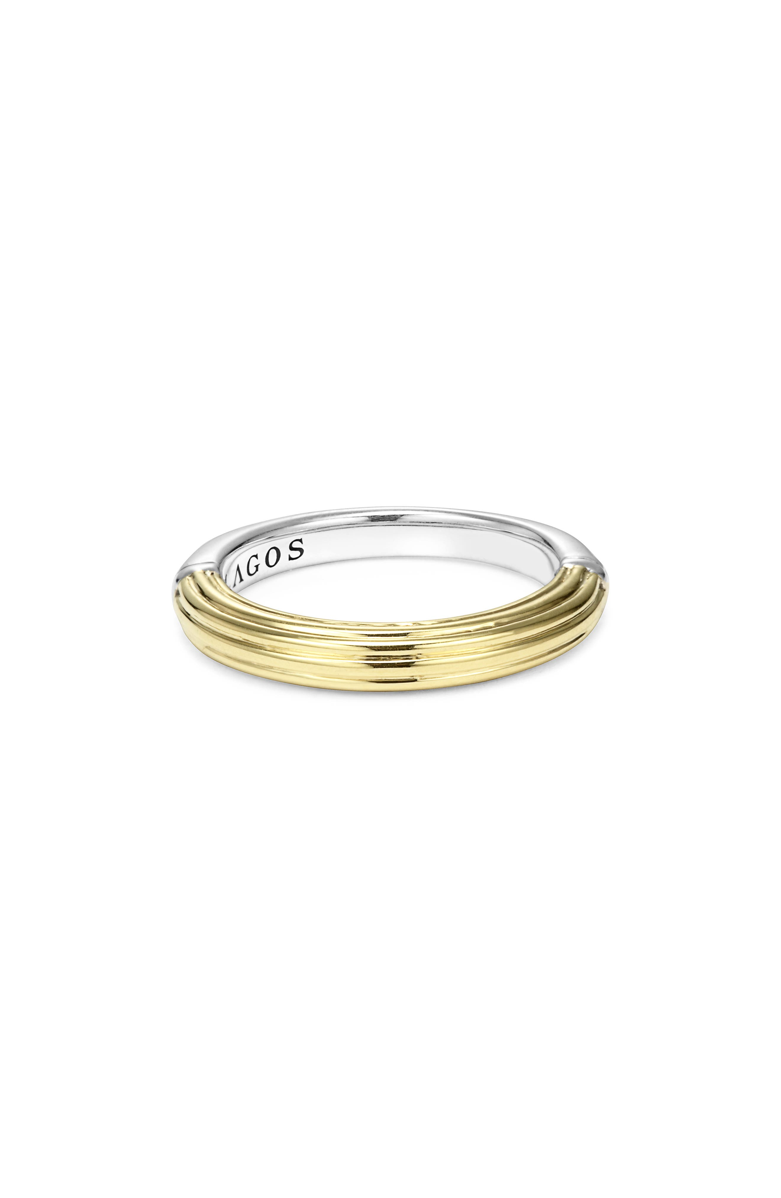Ribbed Stacking Ring,                             Alternate thumbnail 8, color,