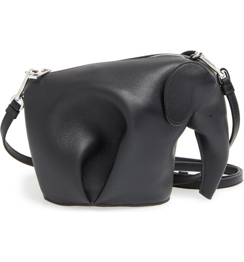Loewe  Mini Elephant  Crossbody Bag  6a8b436d9d33
