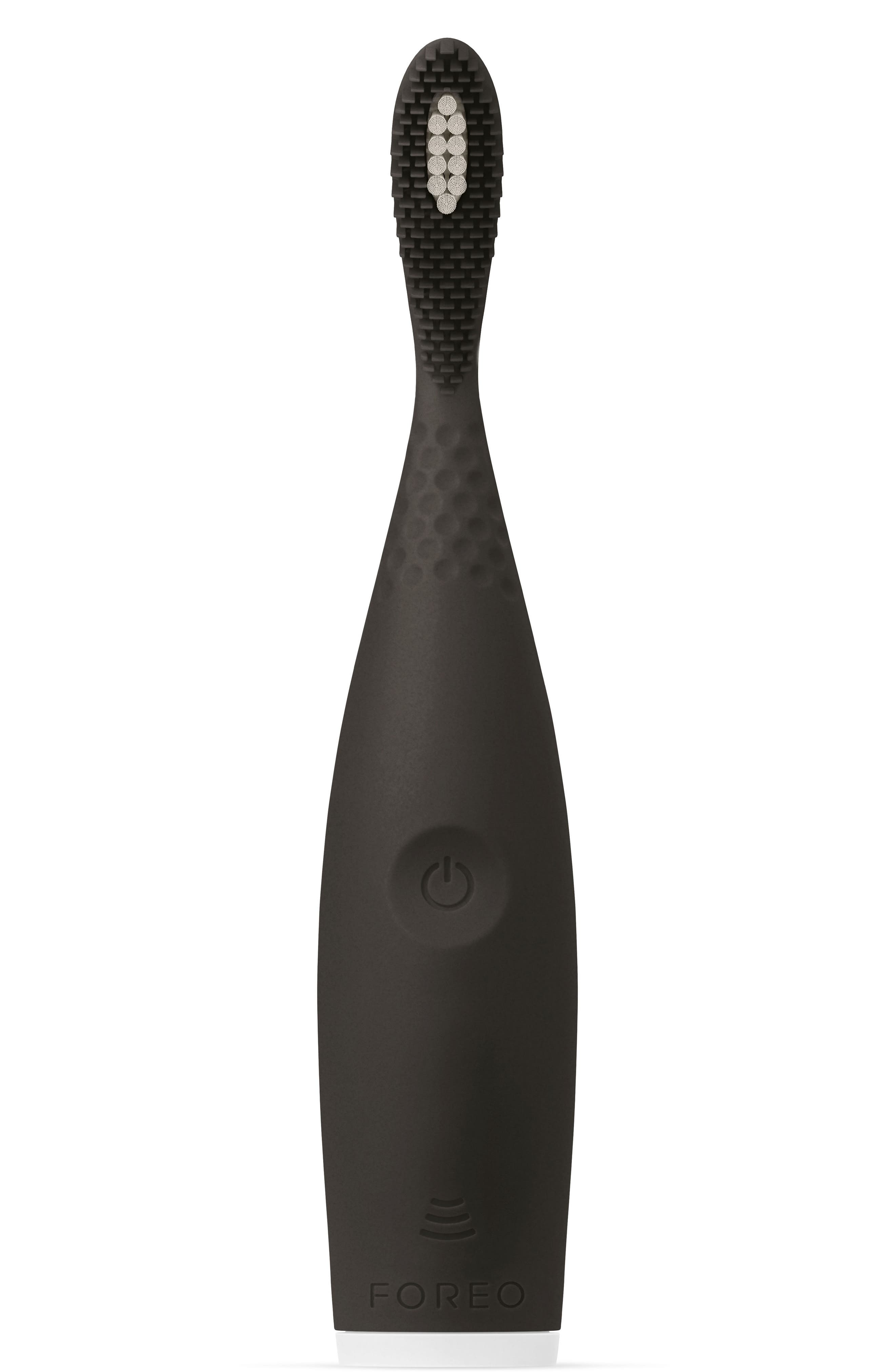 ISSA Play Sonic Toothbrush,                         Main,                         color, COOL BLACK