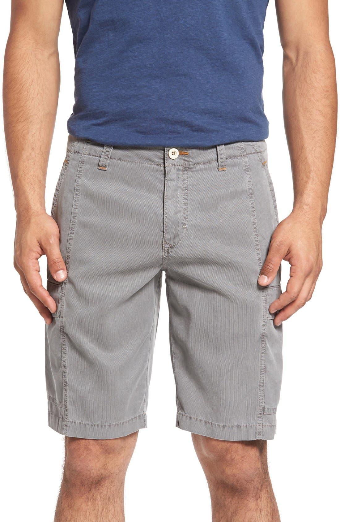 'Beachfront Kihei' Cargo Shorts,                             Main thumbnail 1, color,                             050