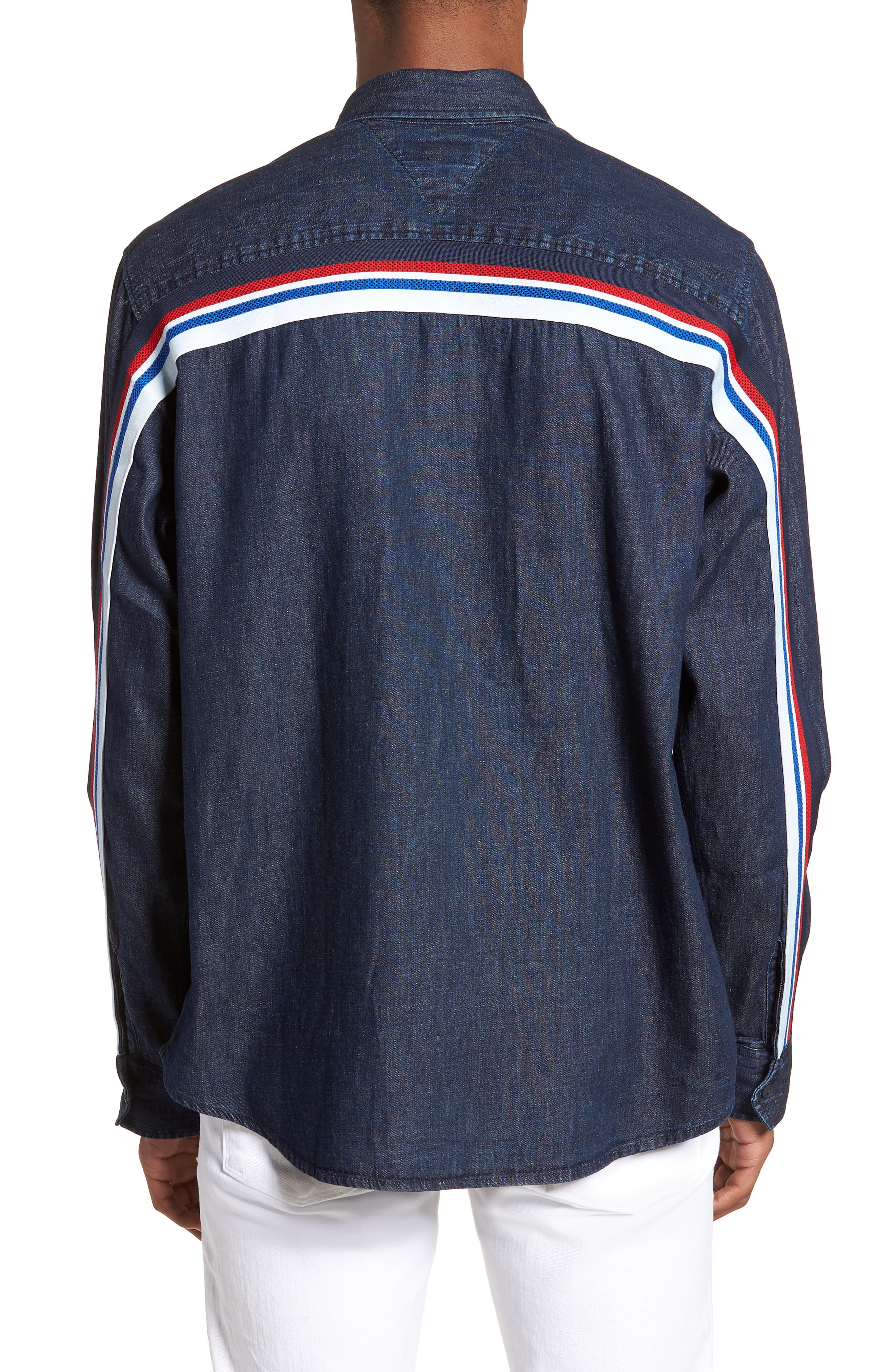 Motocross Shirt,                             Alternate thumbnail 2, color,