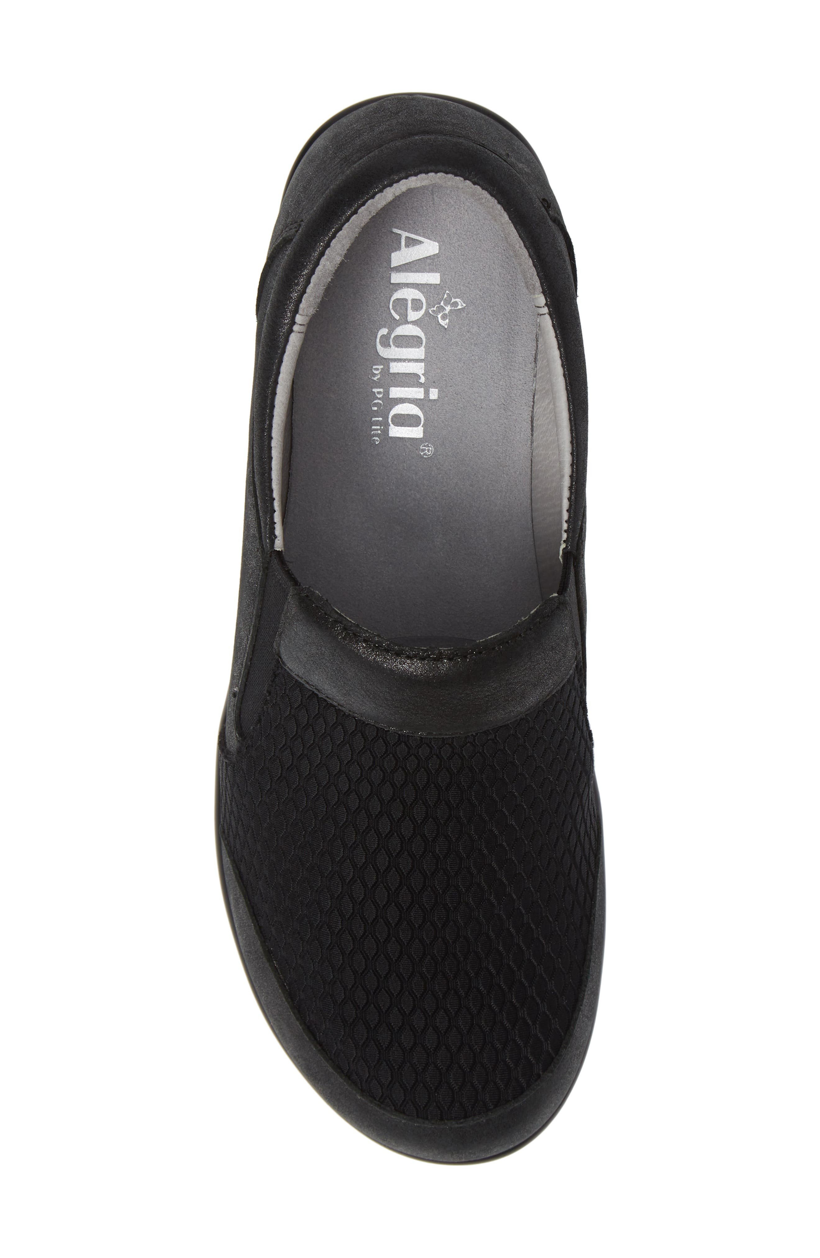 Eryn Pump,                             Alternate thumbnail 5, color,                             ANISE BABY TUMBLE LEATHER