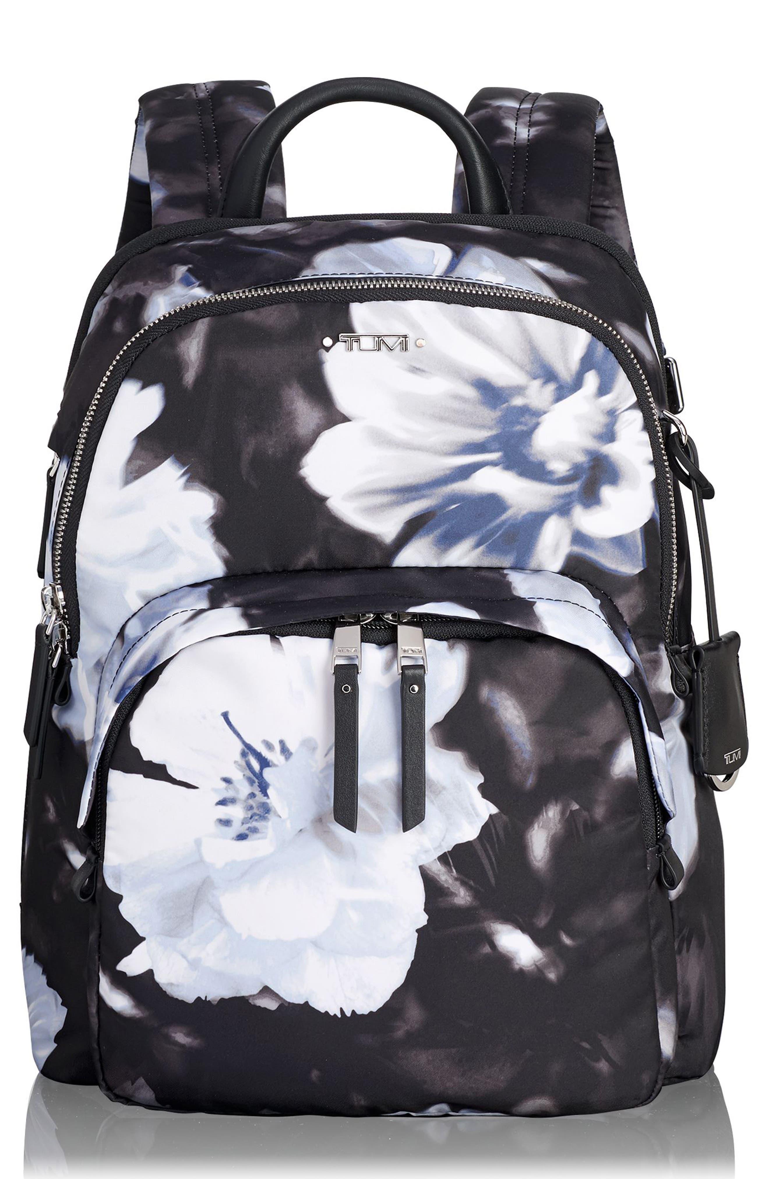 Voyageur - Dori Nylon Backpack,                             Main thumbnail 1, color,                             002