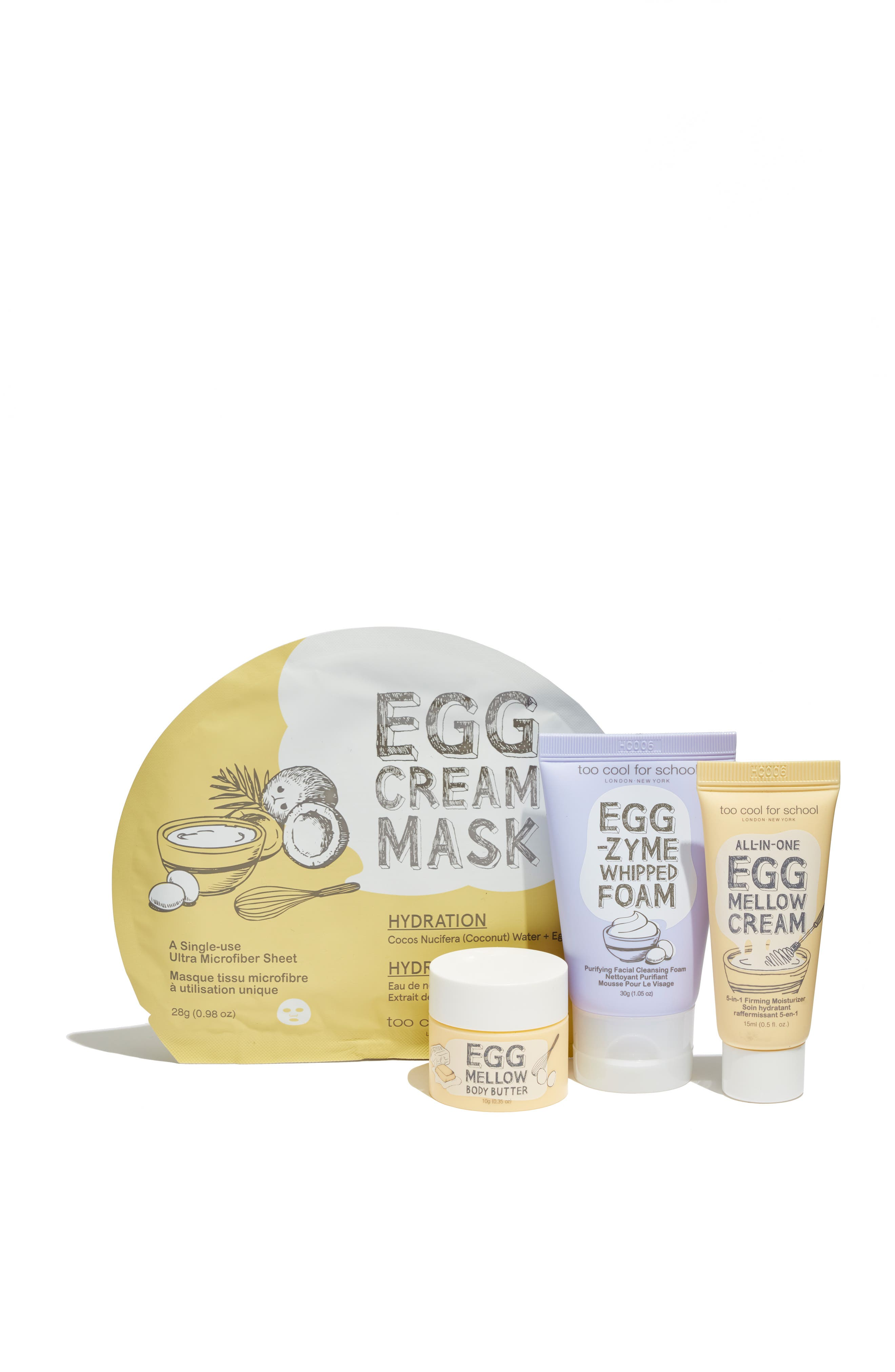Holiday Egg Recipe Kit,                         Main,                         color, RED