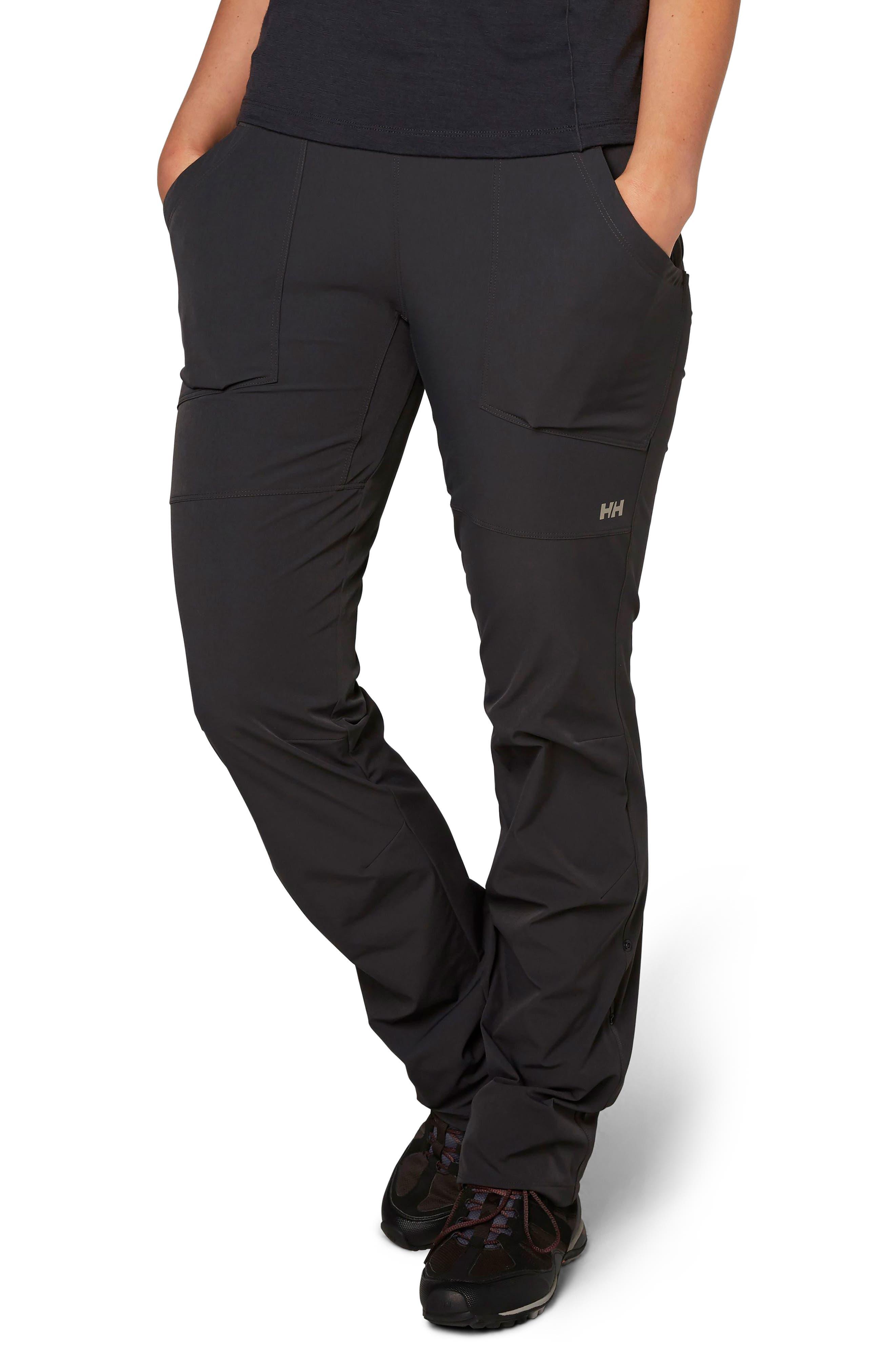 HELLY HANSEN Hild QD Hiking Pants, Main, color, 001