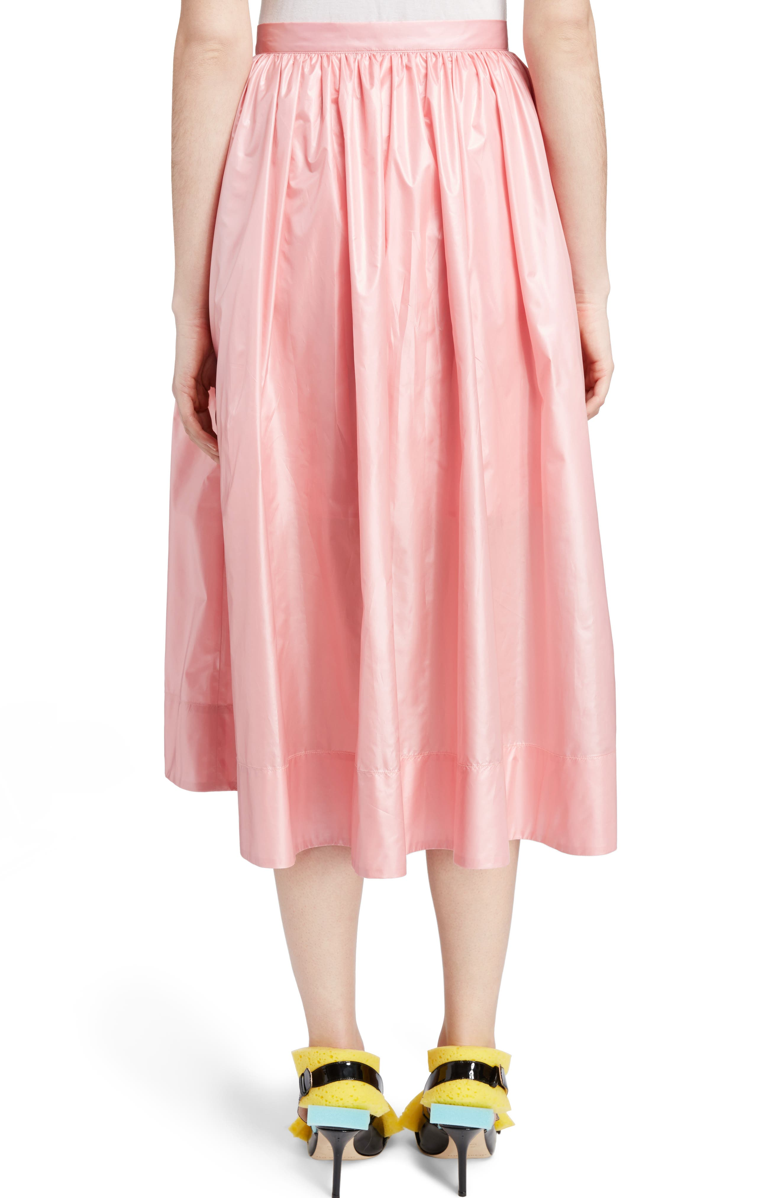 Nylon Parachute Skirt,                             Alternate thumbnail 2, color,                             650