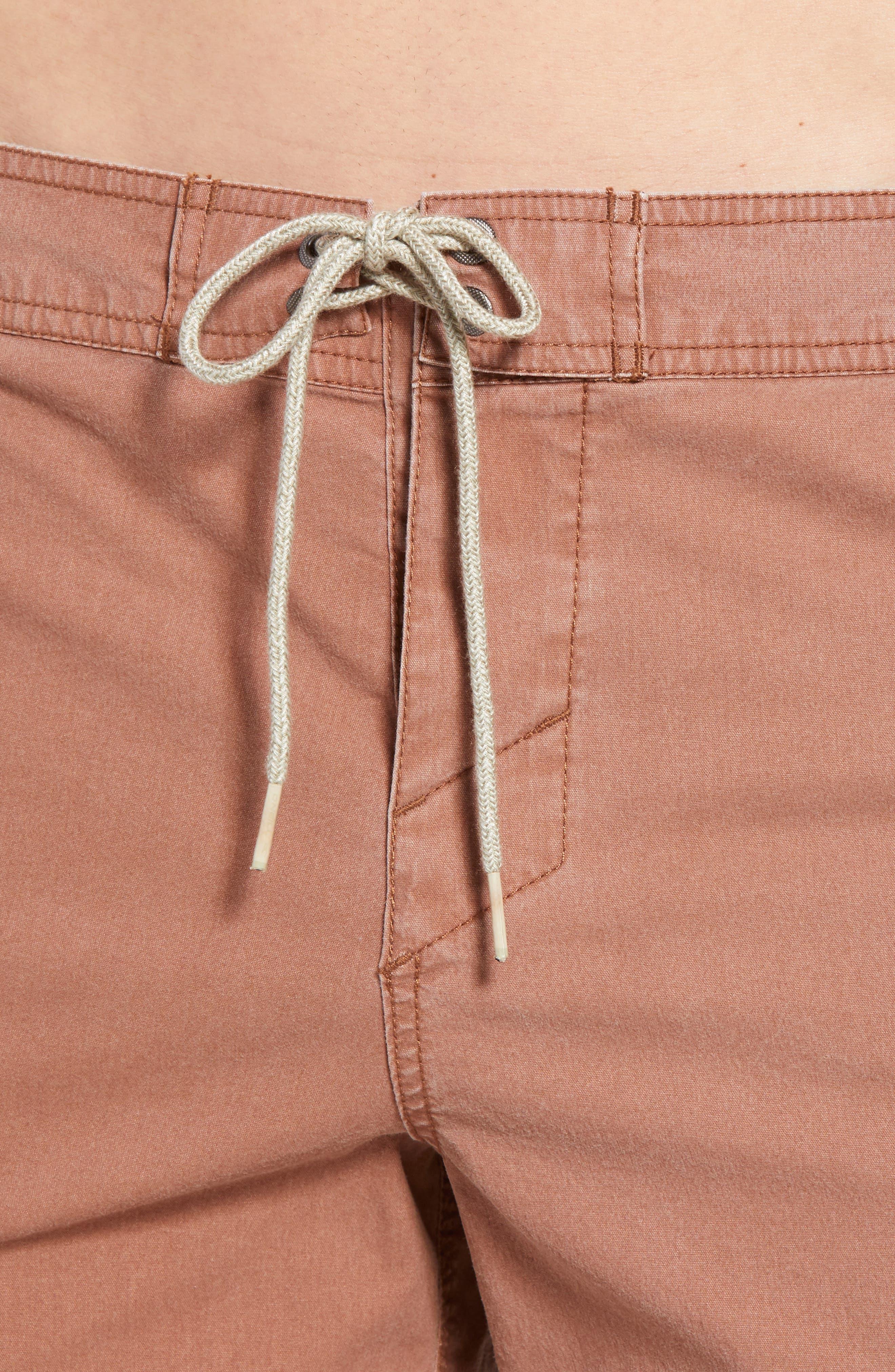 Faded Cruzer Board Shorts,                             Alternate thumbnail 4, color,