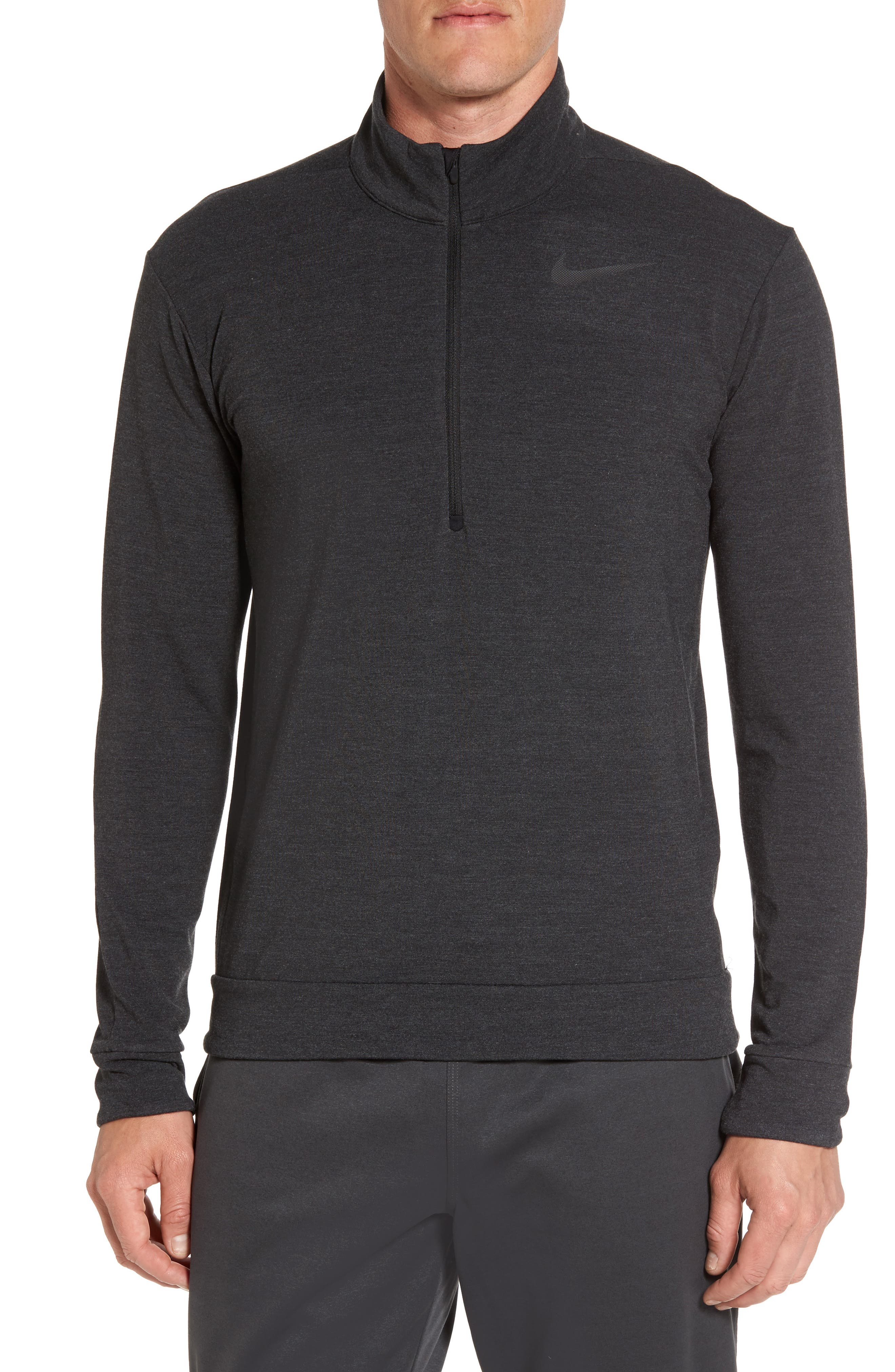 Dry Training Quarter Zip Pullover,                         Main,                         color, 010
