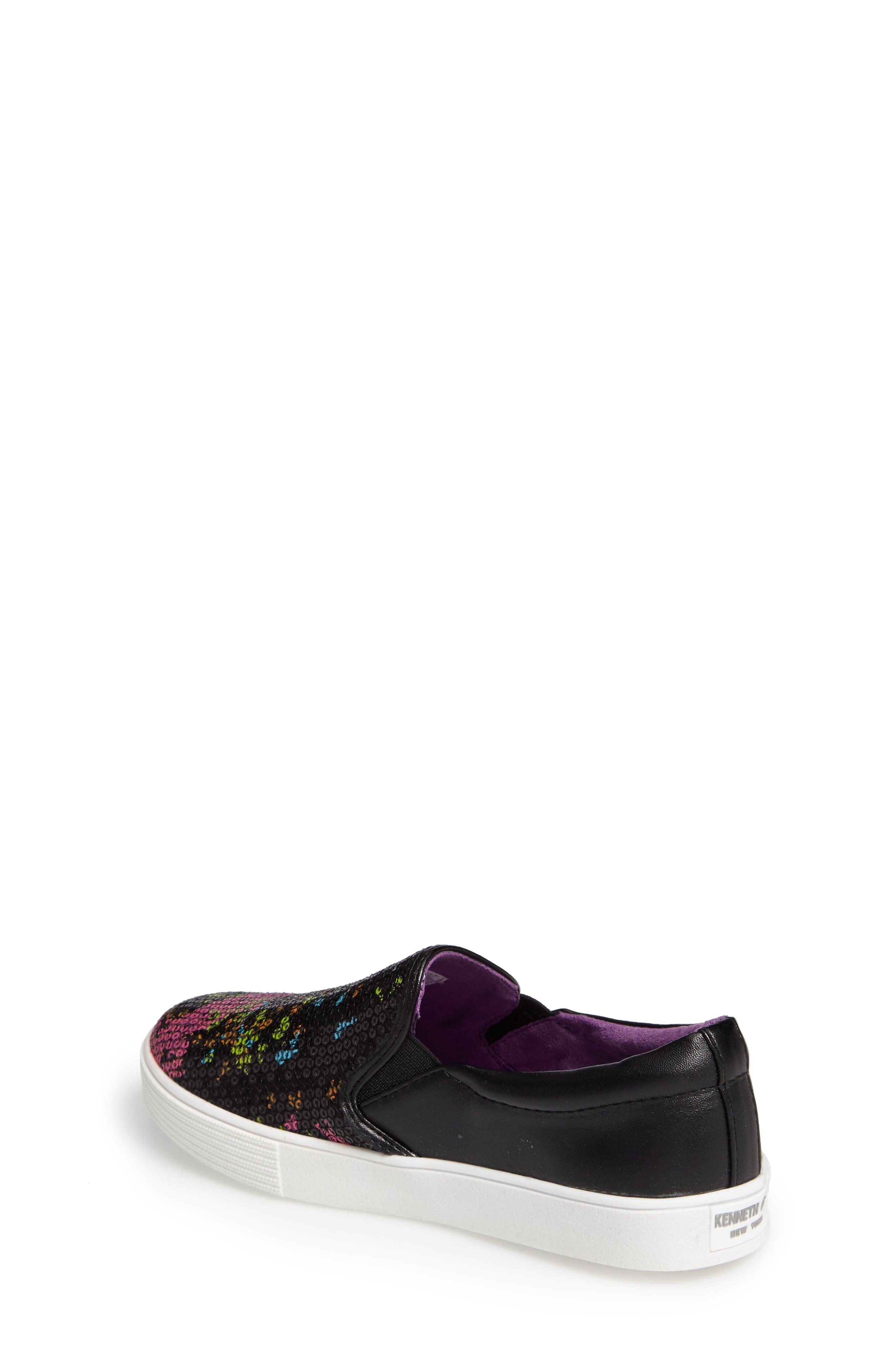 Kam Paint Slip-On Sneaker,                             Alternate thumbnail 2, color,                             001