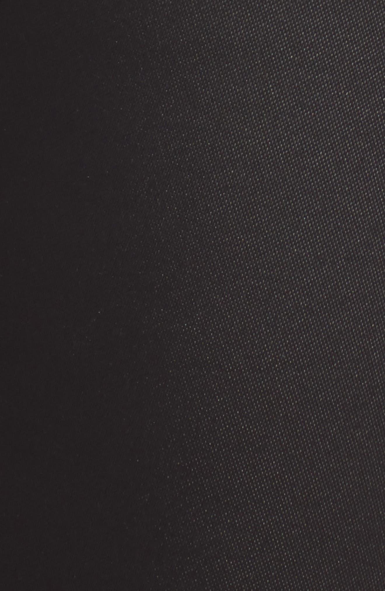 Joni Skinny Pants,                             Alternate thumbnail 6, color,                             BLACK