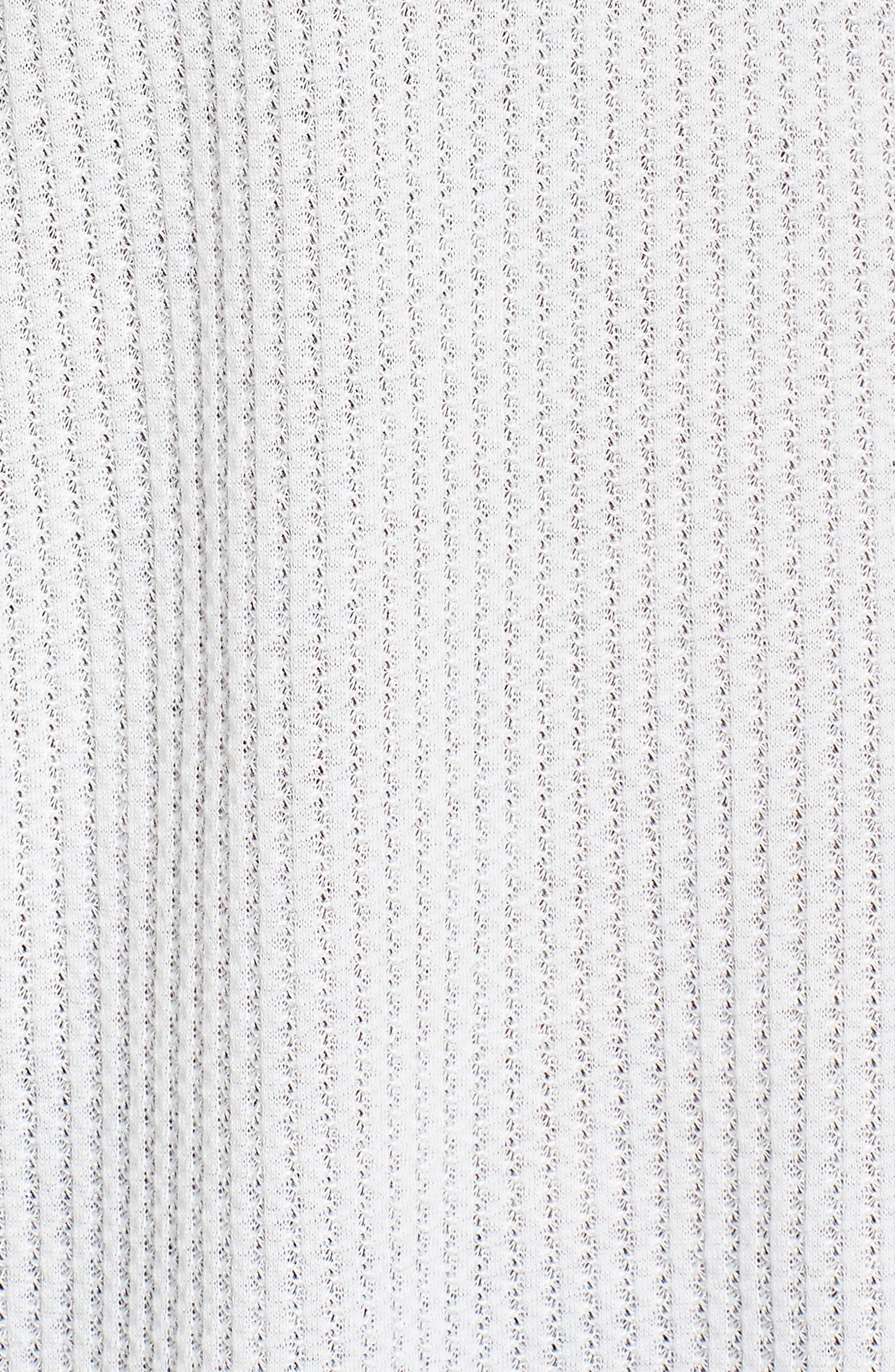 Dolman Henley,                             Alternate thumbnail 5, color,                             OFF WHITE