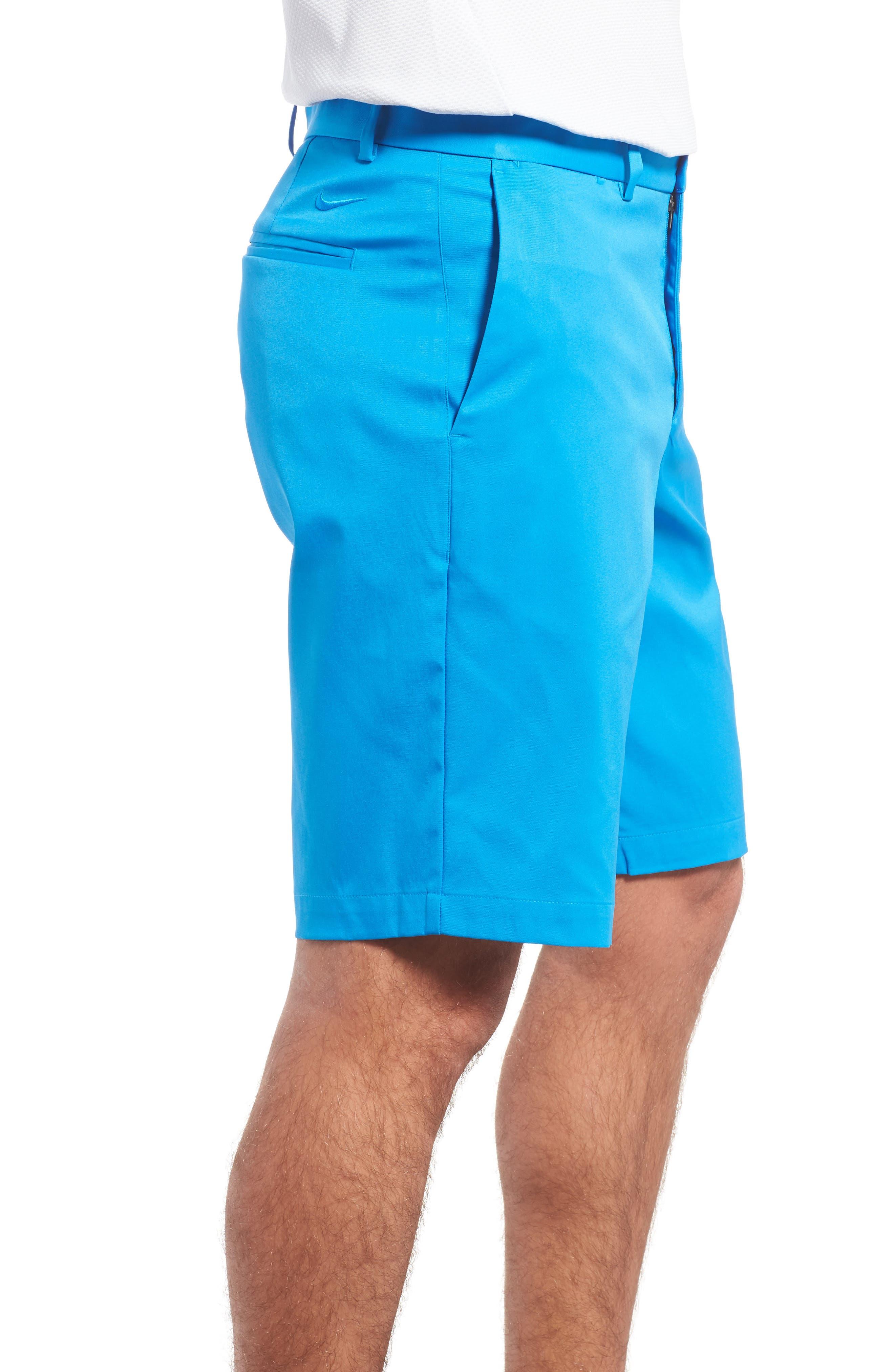 Flat Front Golf Shorts,                             Alternate thumbnail 26, color,
