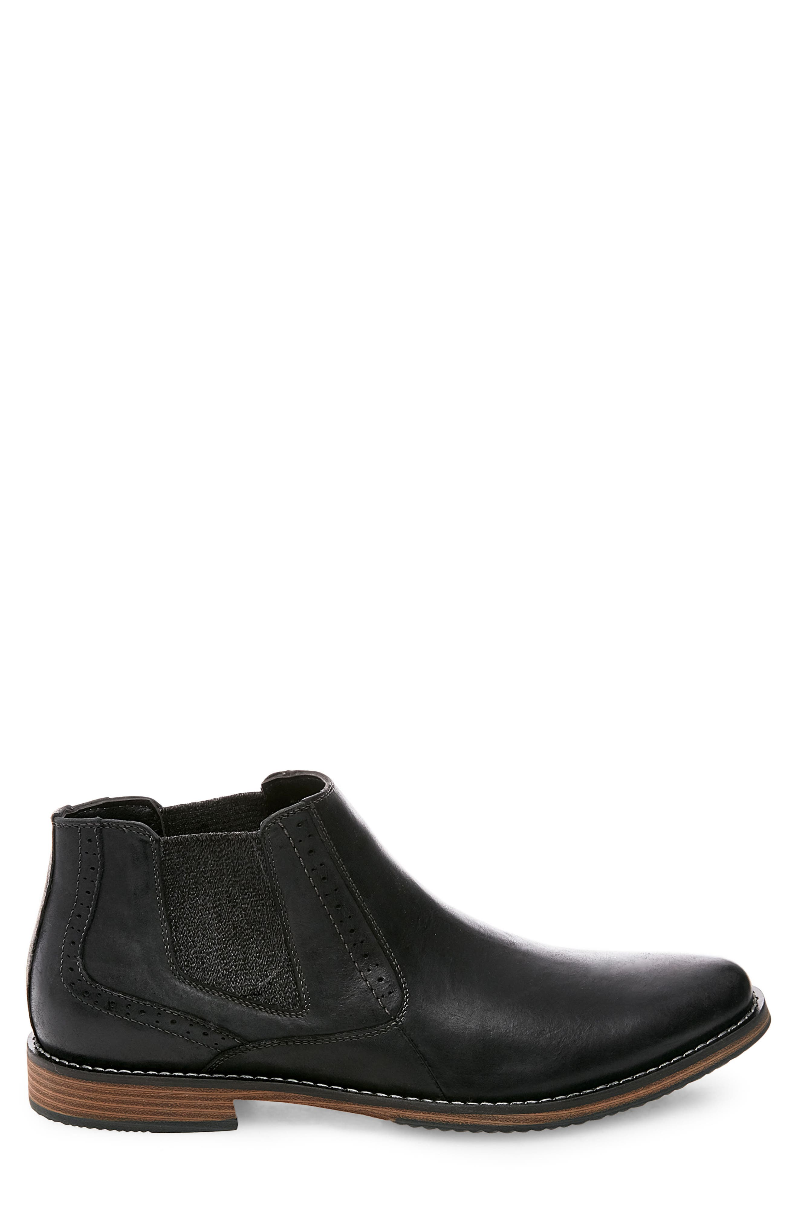 Paxton Chelsea Boot,                             Alternate thumbnail 3, color,                             001