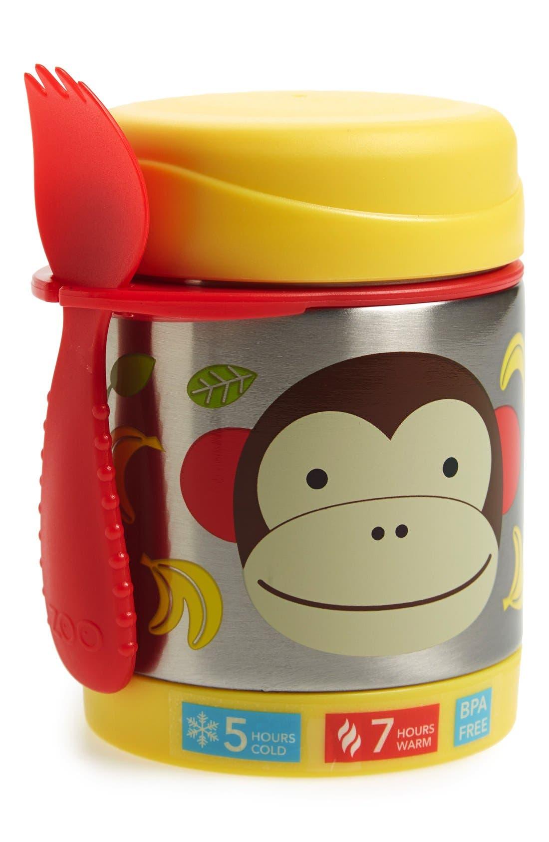 Insulated Food Jar,                             Main thumbnail 1, color,                             200