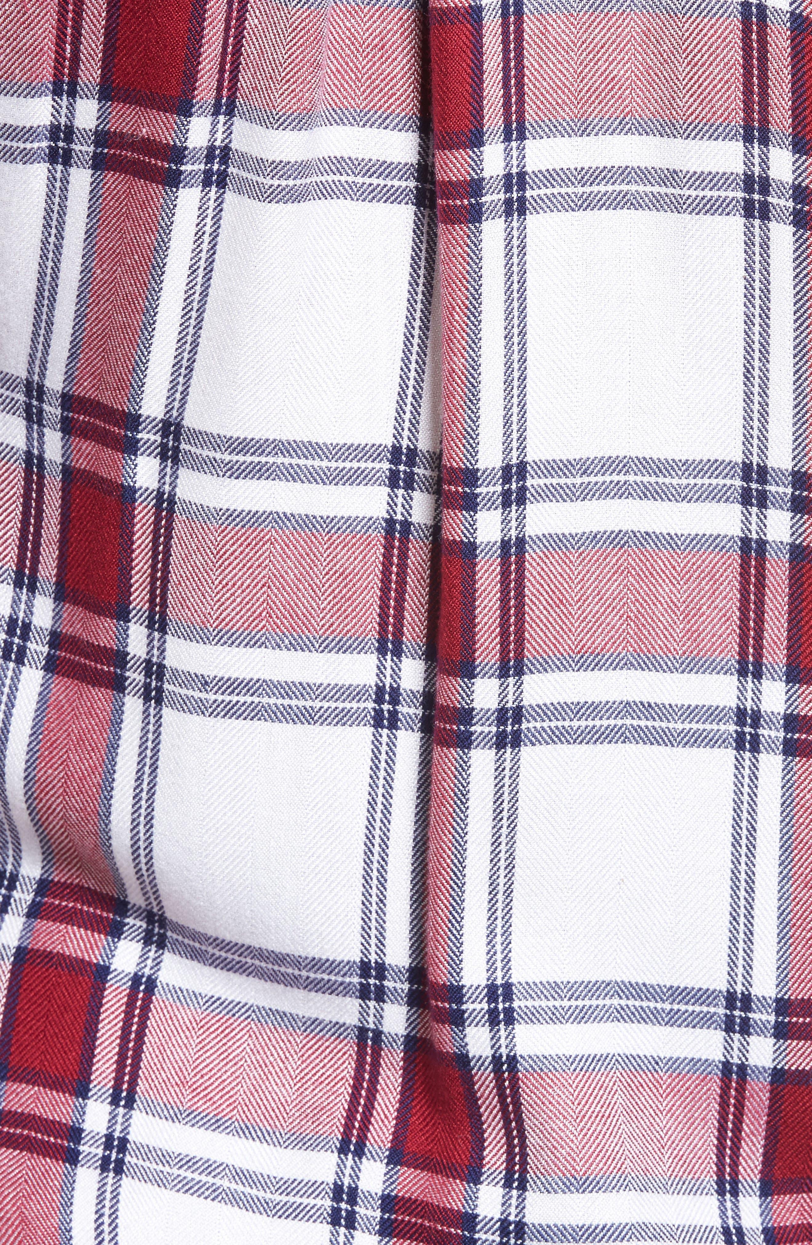 Hunter Plaid Shirt,                             Alternate thumbnail 621, color,