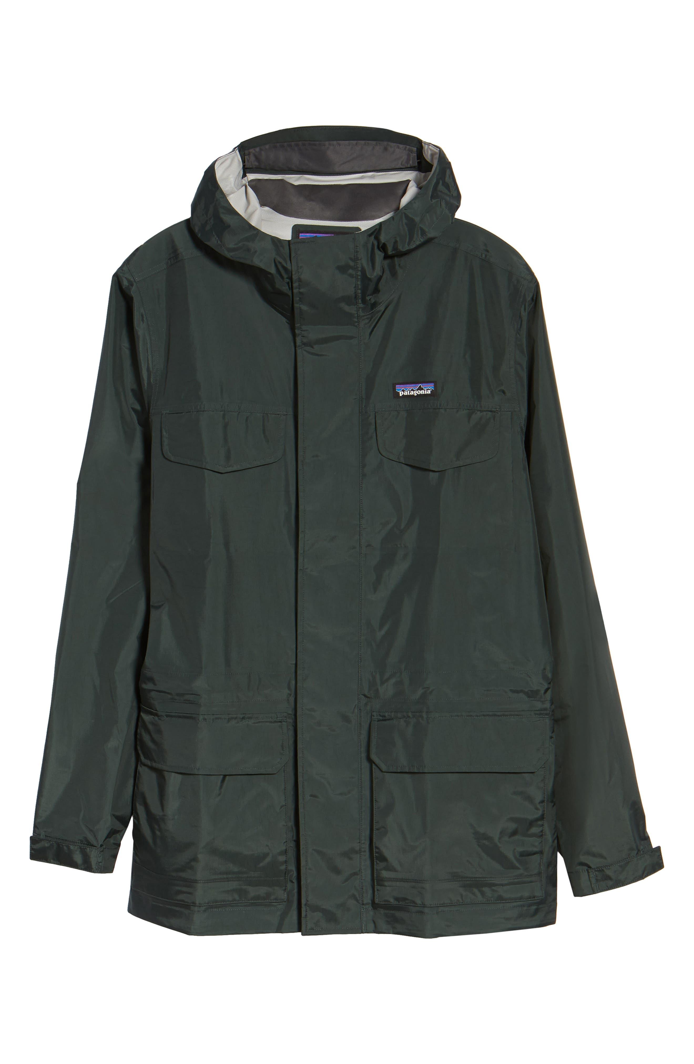 Torrentshell Waterproof Jacket,                             Alternate thumbnail 5, color,                             001