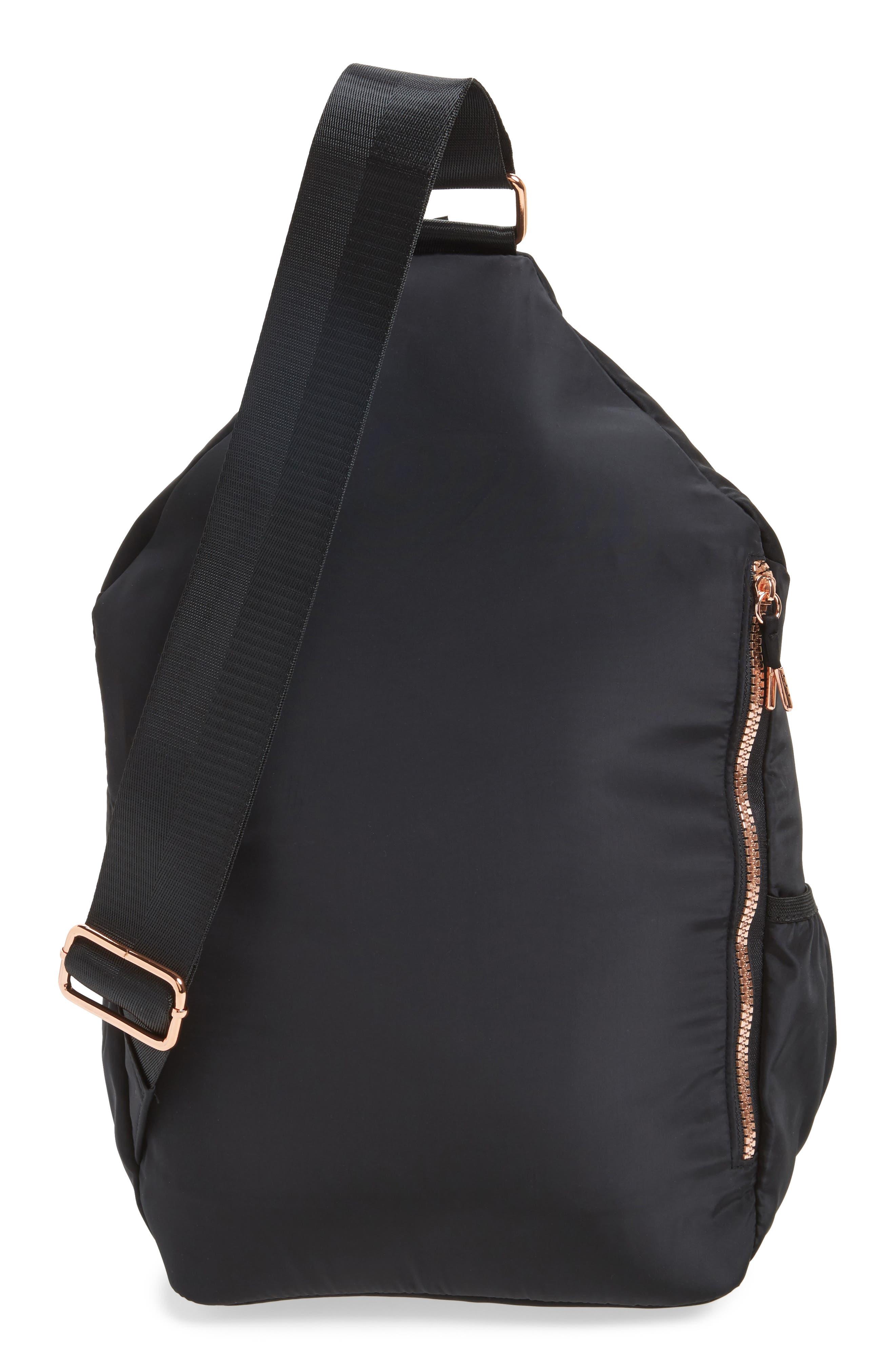 Studio Sling Backpack,                             Alternate thumbnail 3, color,                             001