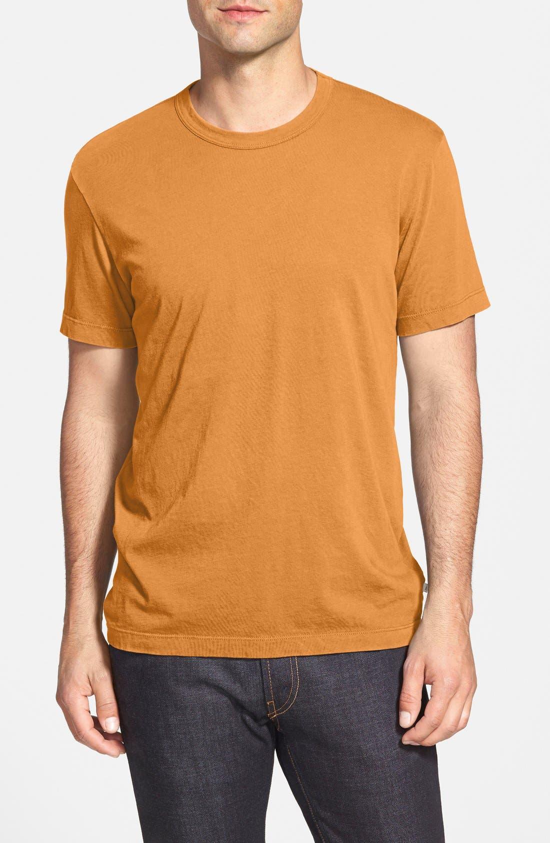 Crewneck Jersey T-Shirt,                             Main thumbnail 106, color,