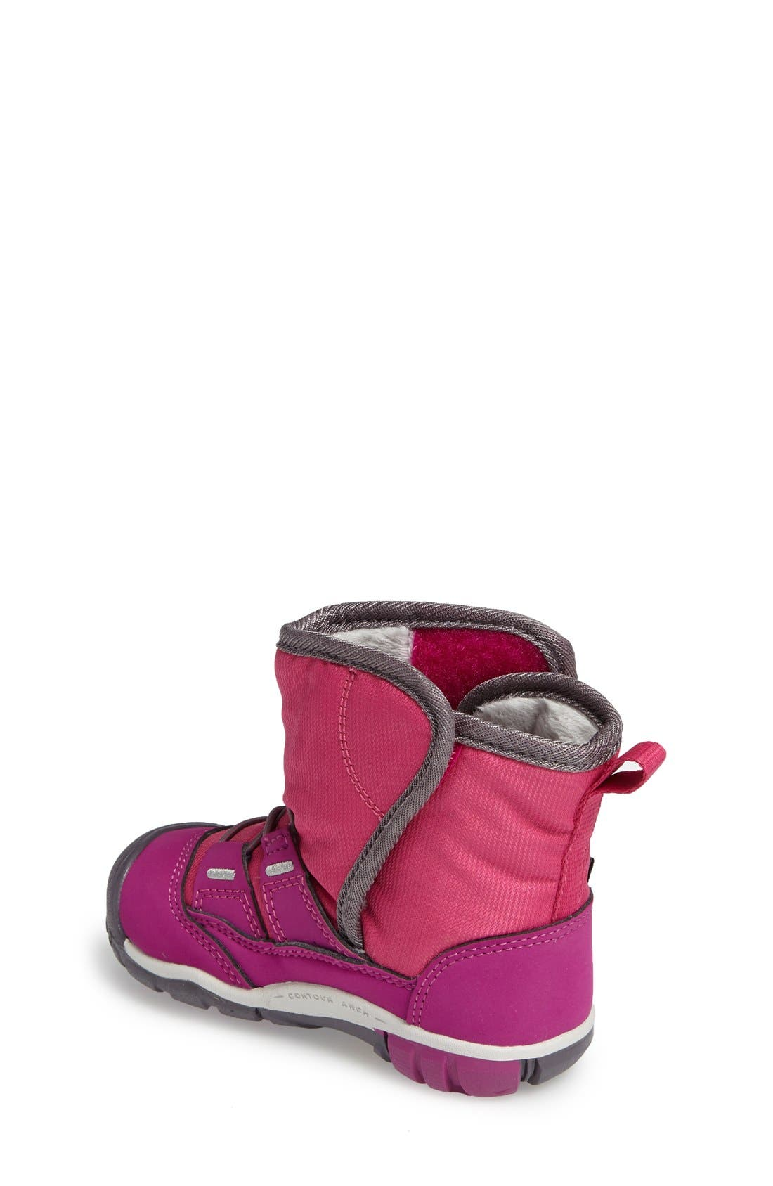 Peek-A-Boot Fleece Lined Boot,                             Alternate thumbnail 20, color,
