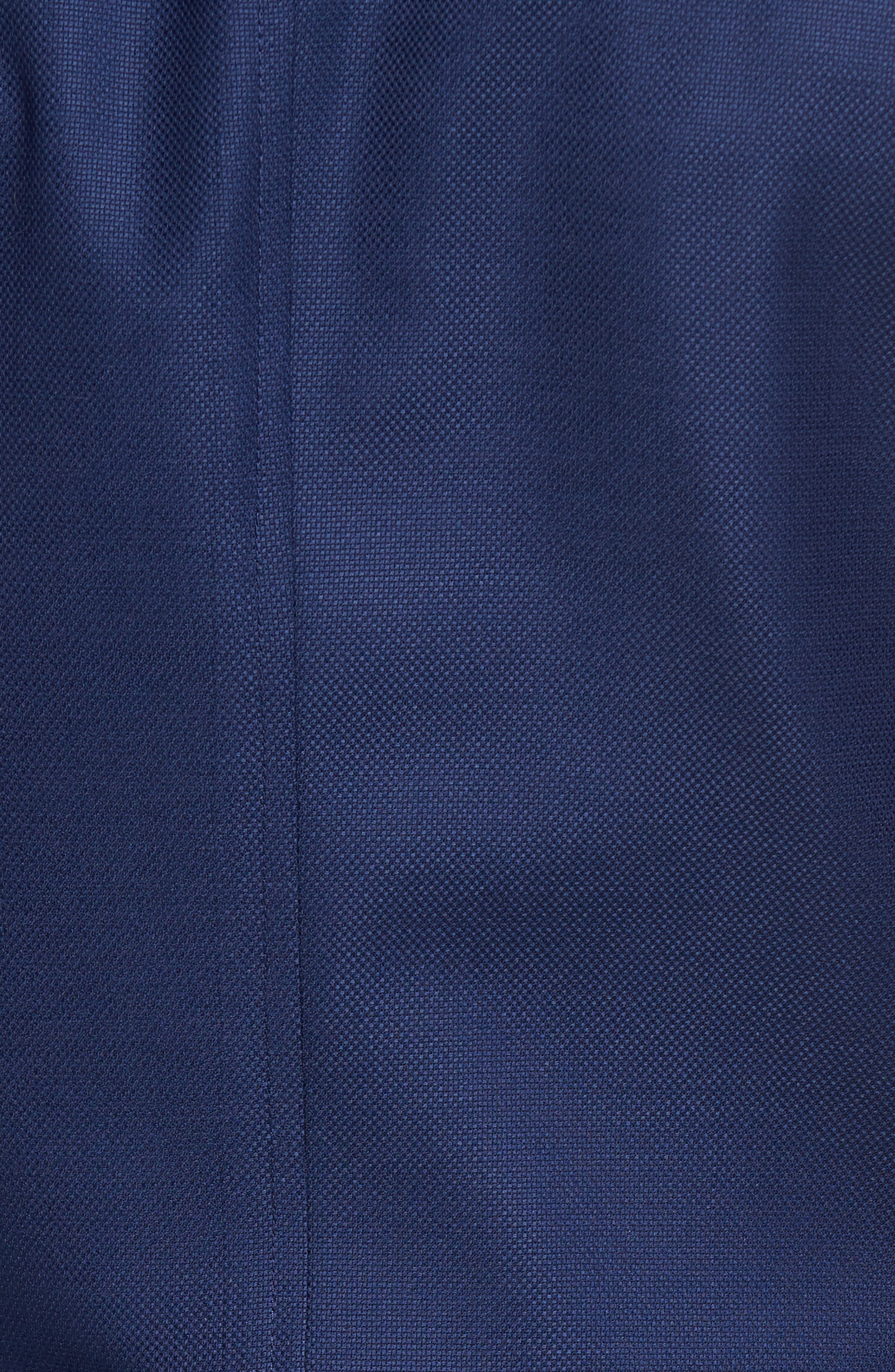 Classic B Fit Global Guardian Wool Blazer,                             Alternate thumbnail 5, color,                             400