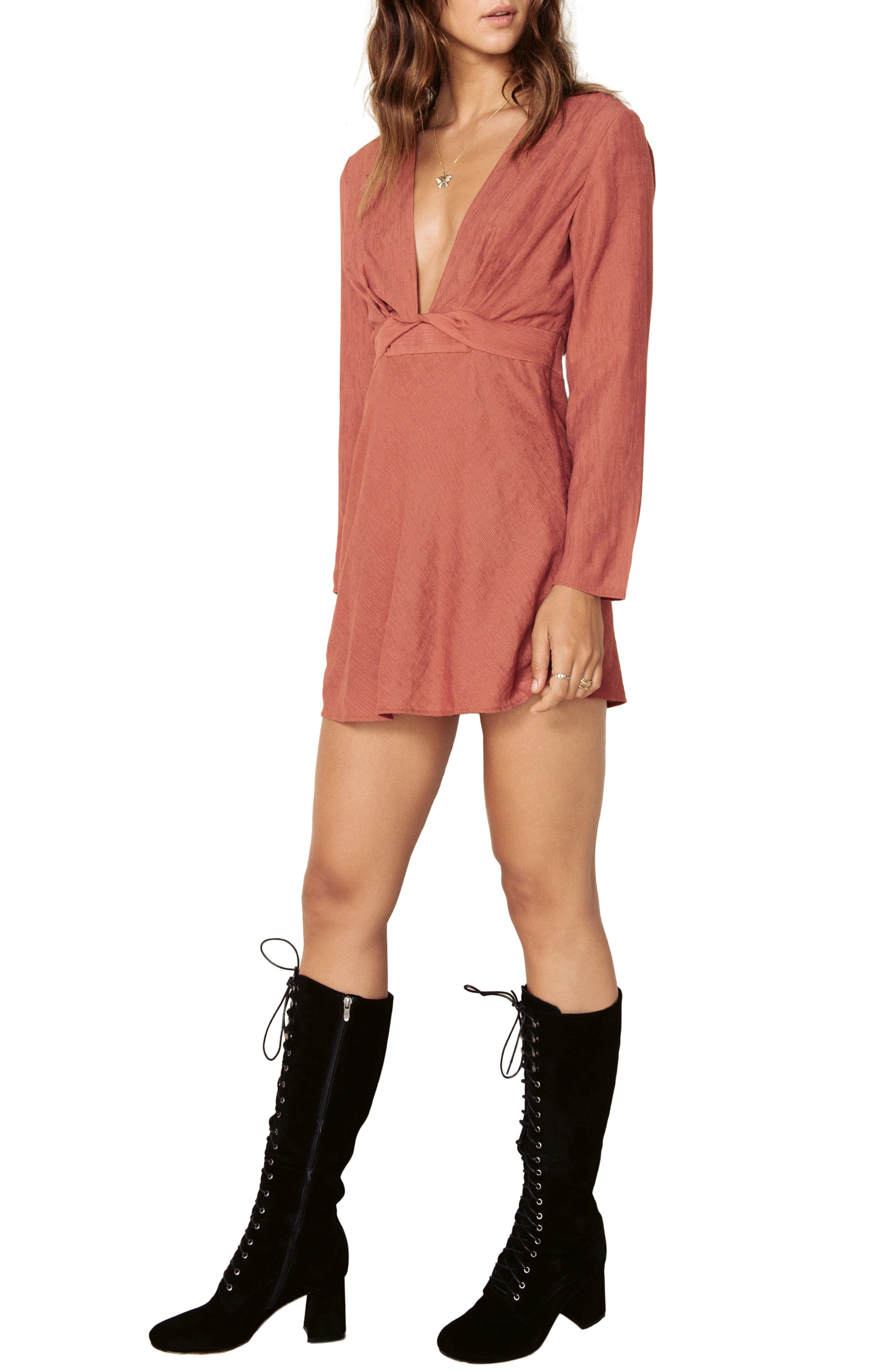 Sabrina Minidress,                         Main,                         color, 630