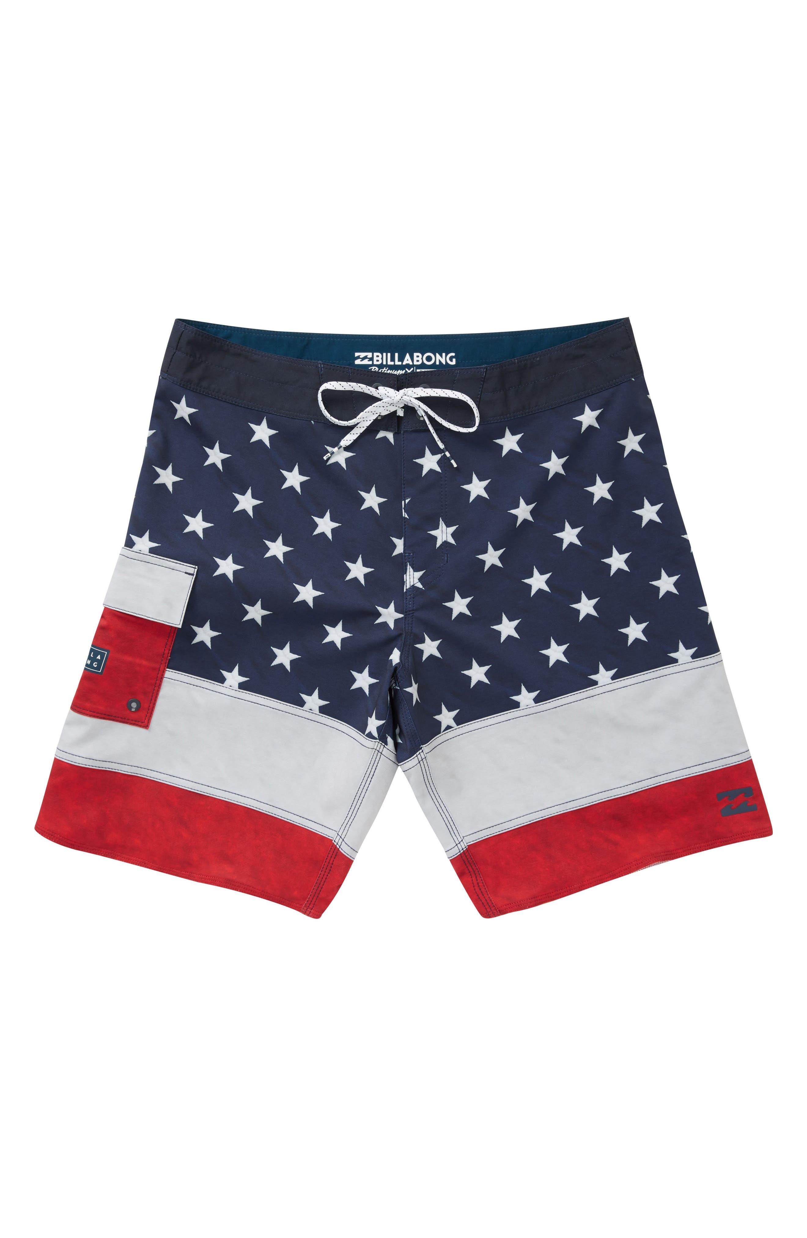 BILLABONG Pump X Board Shorts, Main, color, 415
